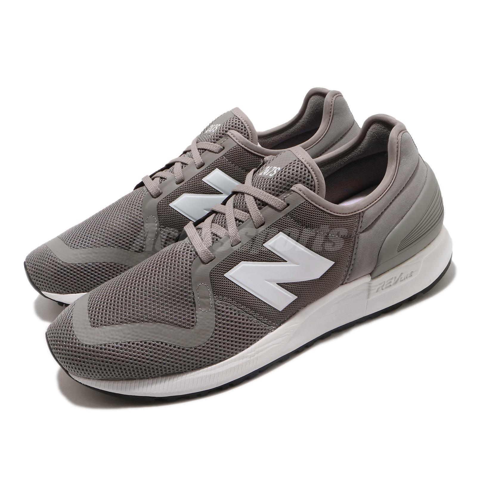 New Balance 247S v3 247 Grey White Men