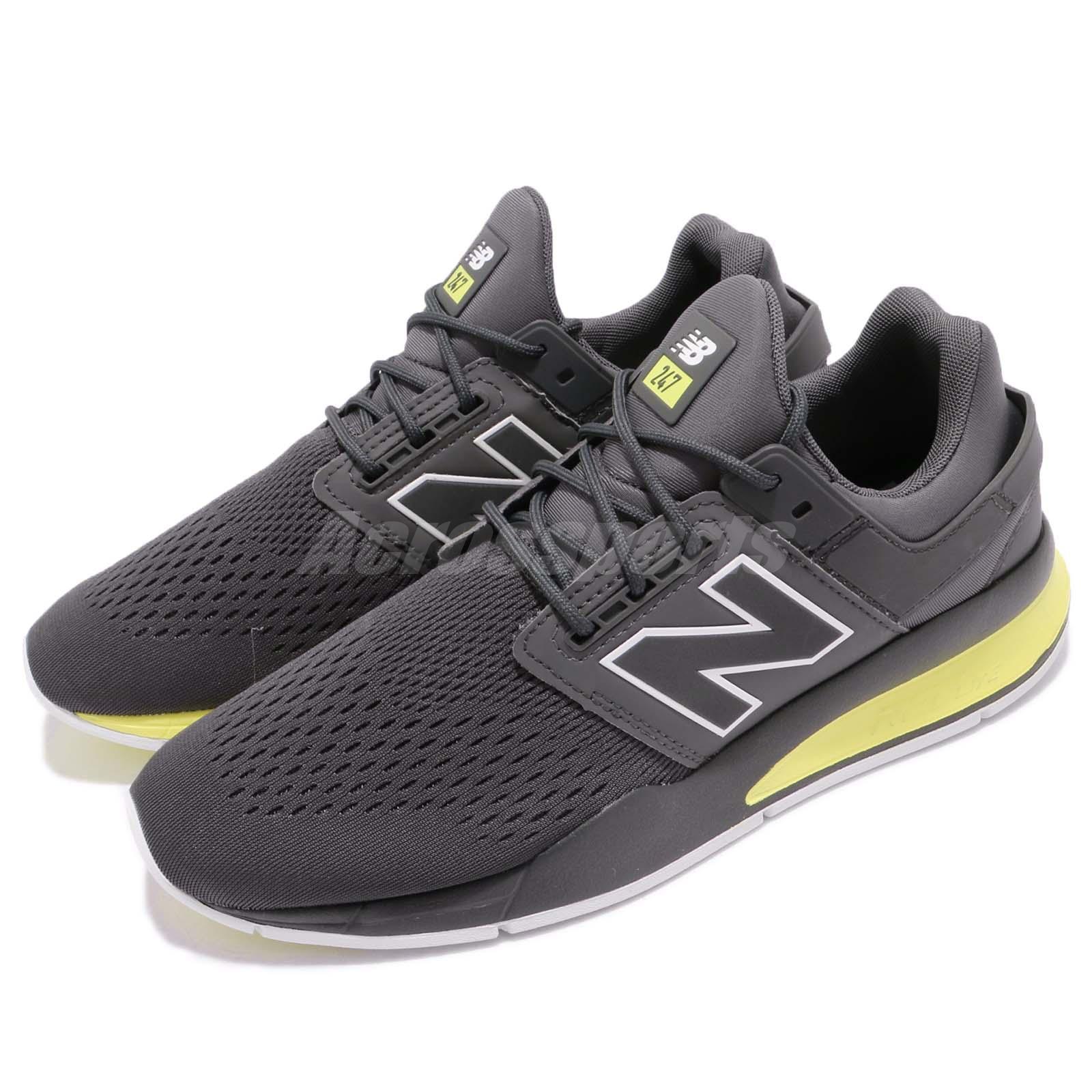 New Balance MS247TG D Grey Yellow Men