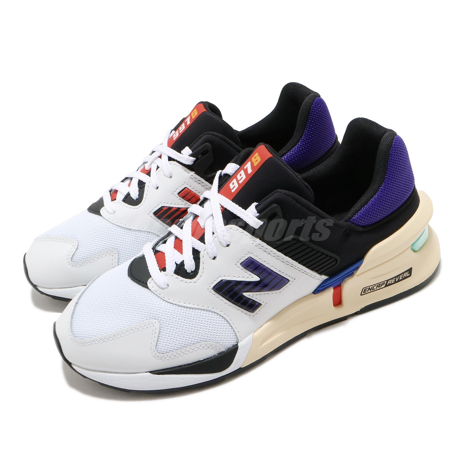 New Balance 997 997S Sport White Black
