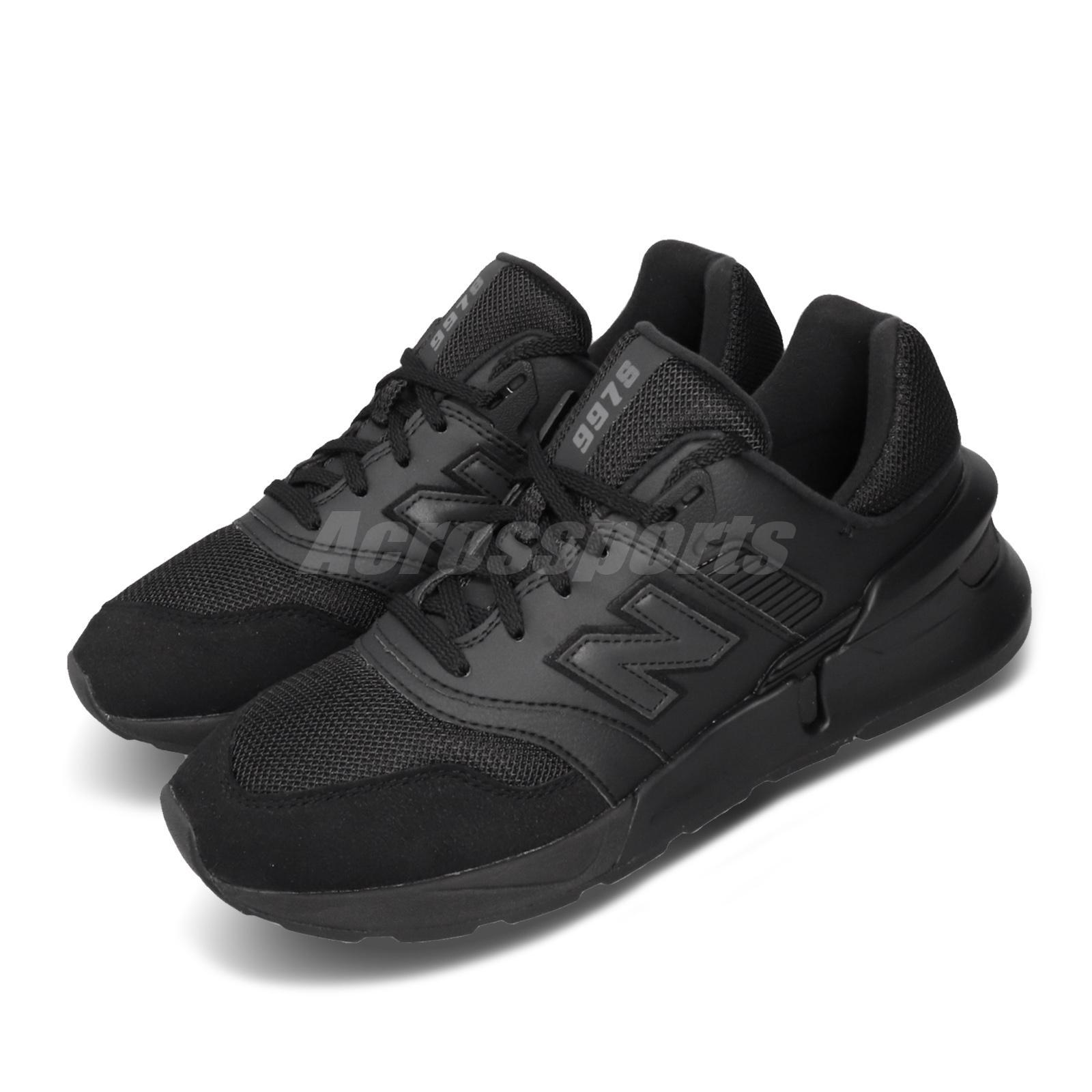 new balance 997s black