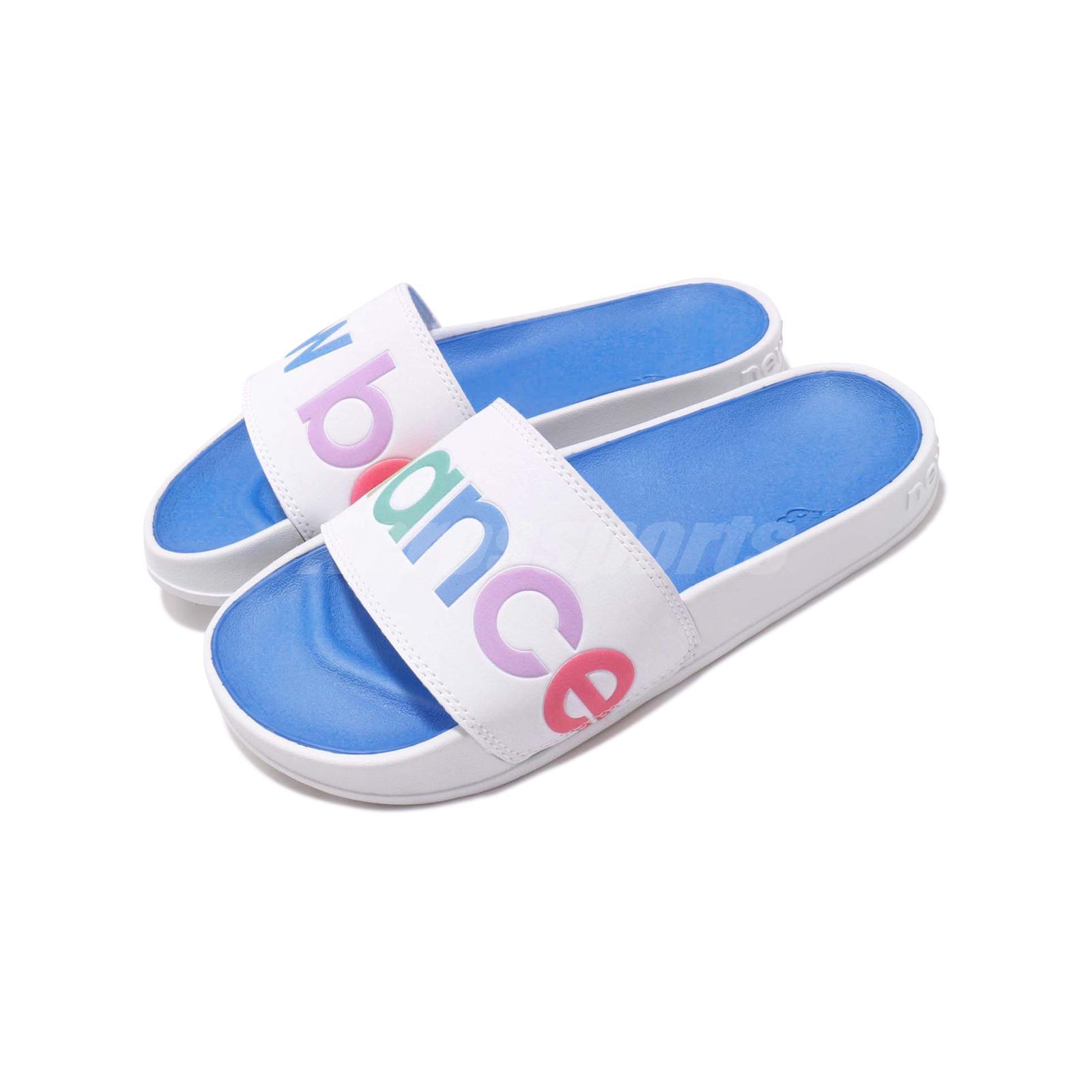 Blue Mens Womens Sandal Slide SWF200A1B