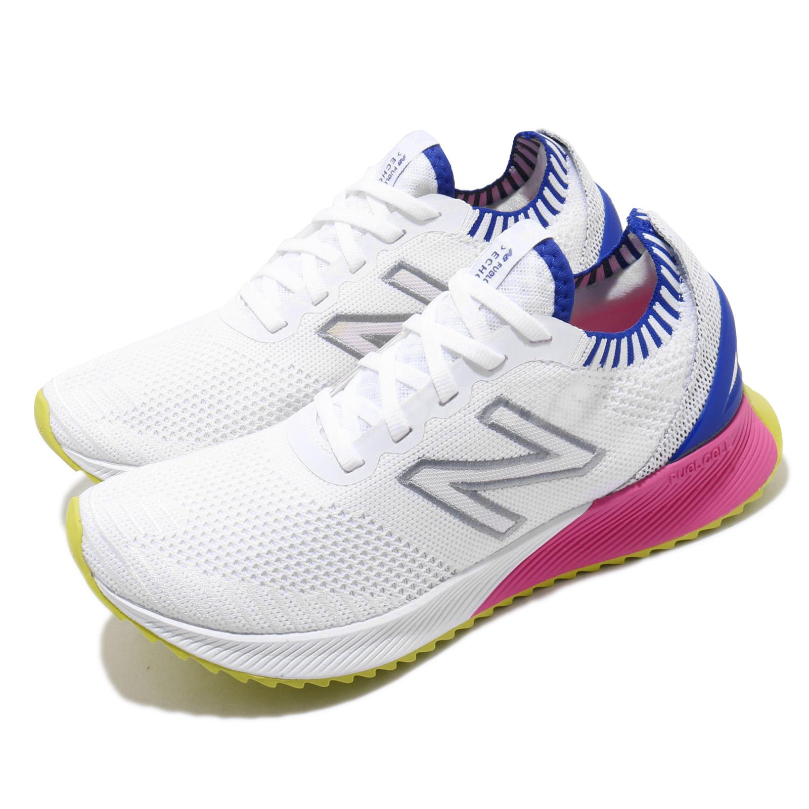 New Balance FuelCell Echo White Blue