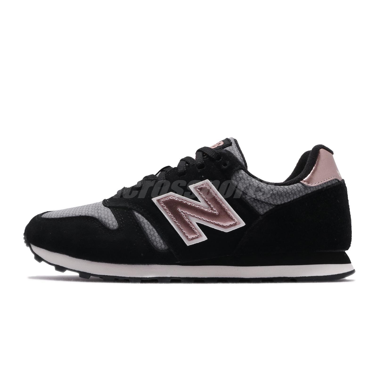 New Balance WL373JLA B 373 Black Grey