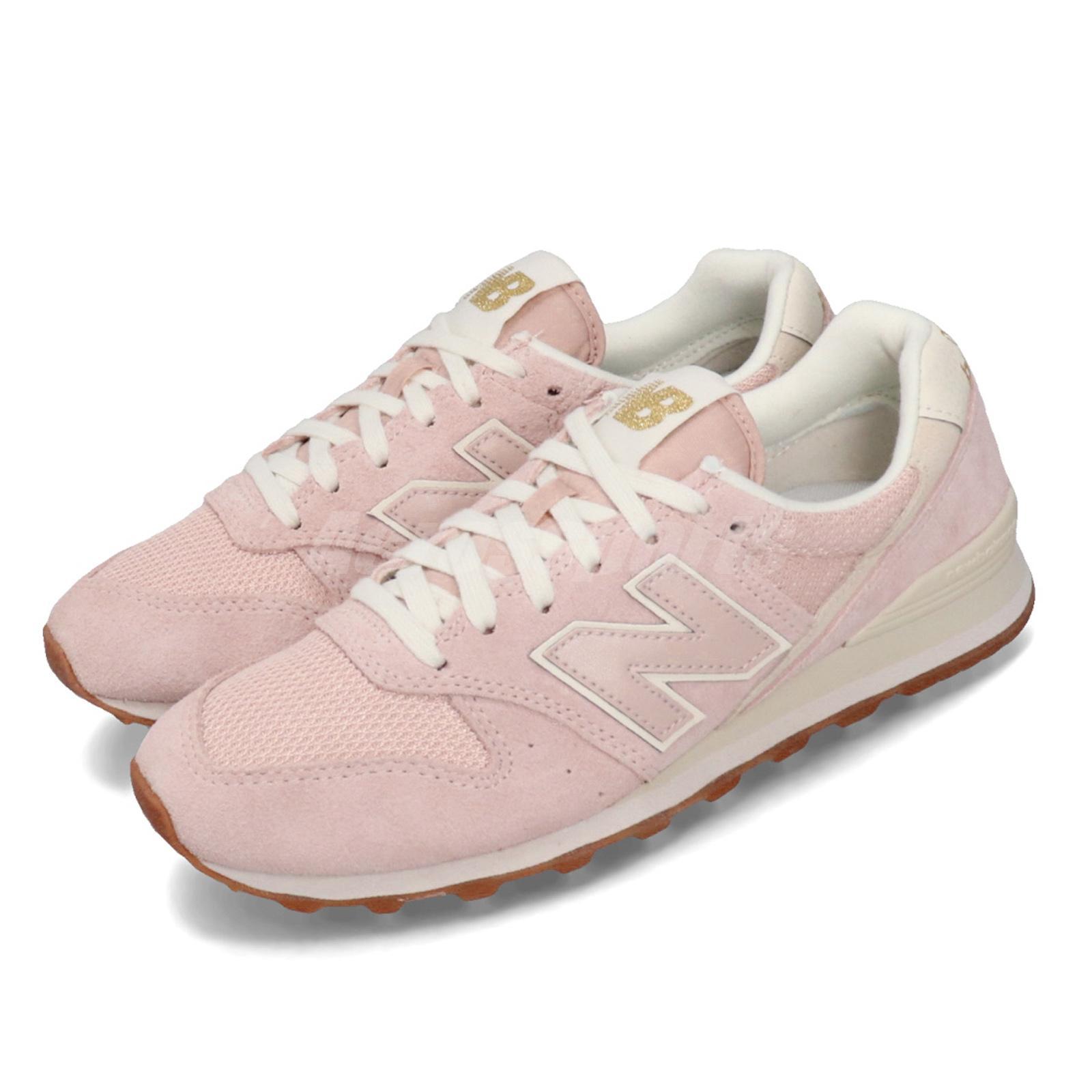 New Balance WL996 996 Pink Beige Gold