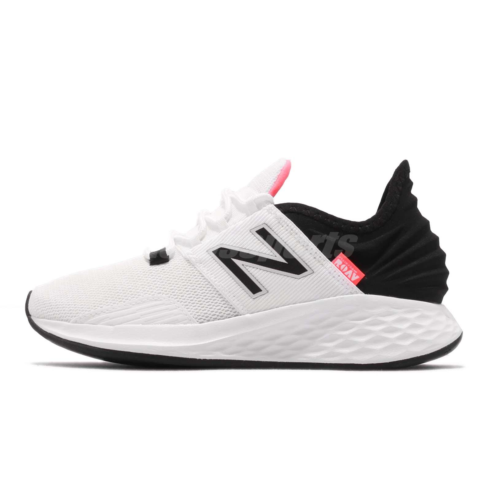 Black Pink Womens Running Shoes WROAVLW