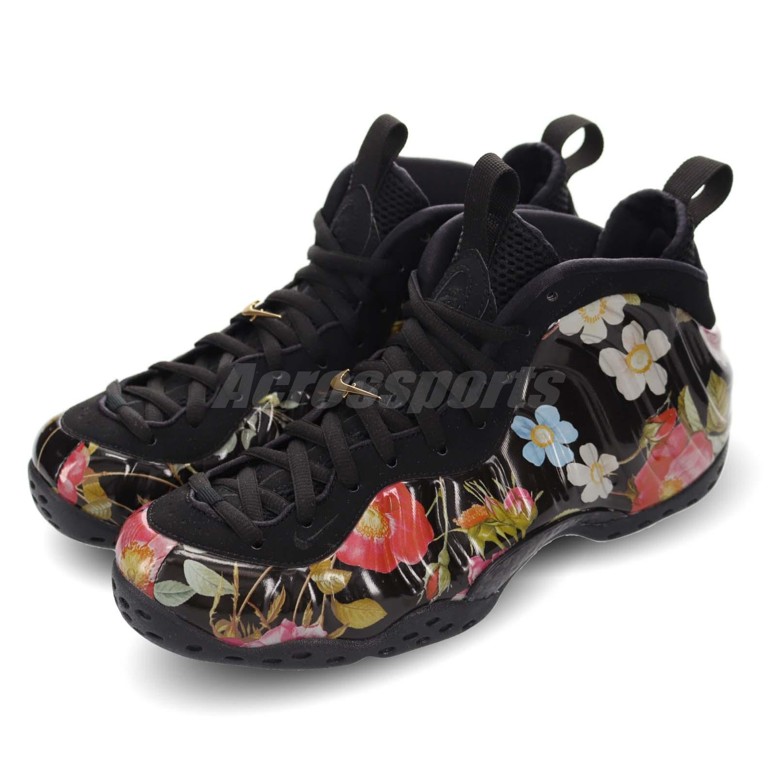 b91380f693f19 Details about Nike Air Foamposite One Floral Black 1 All Star 2019 CNY  Sneakers 314996-012