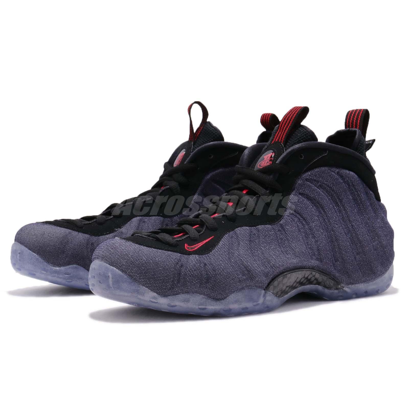 022c2aba6b7 Nike Air Foamposite One Obsidian Denim Penny Hardaway Retro 1 314996 ...