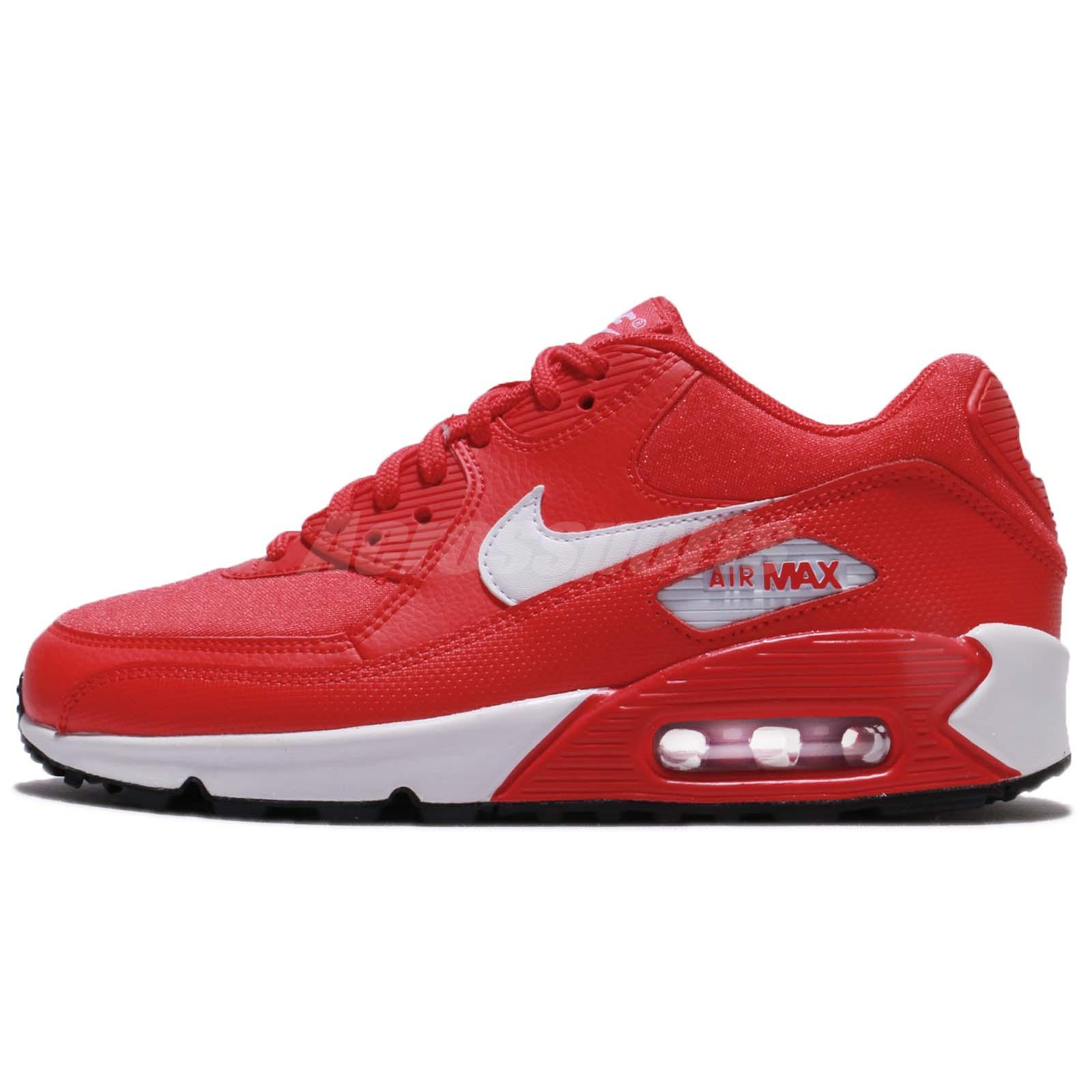 699b0597049 ... free shipping nike wmns air max 90 speed red white women running shoes  sneakers 325213 612