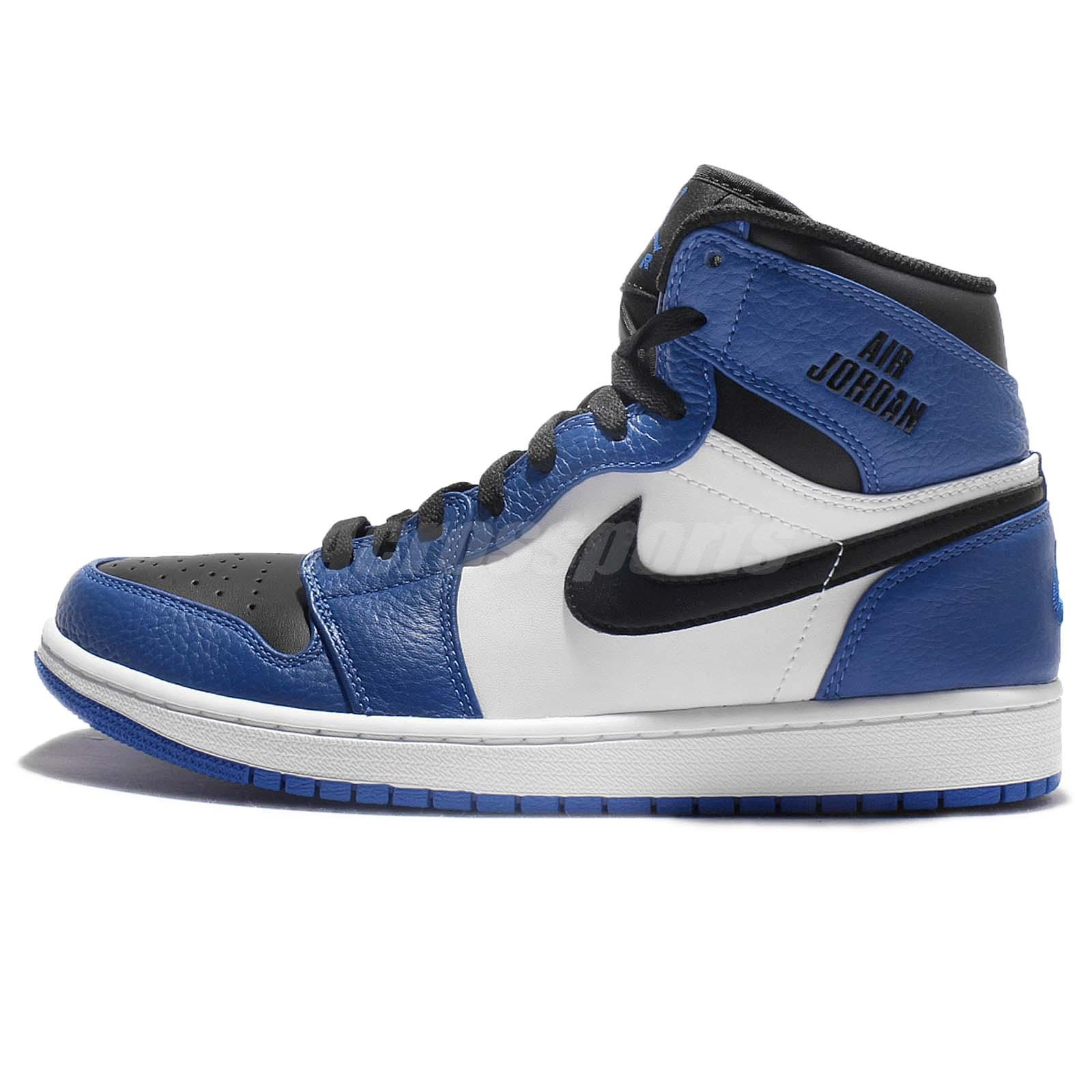 size 40 5f808 15116 ... blue midblack and yellow jordansjordan shoes for cheapfactory outlet  price 4118a c7a67  norway new nike air jordan retro 1 c4459 6b036