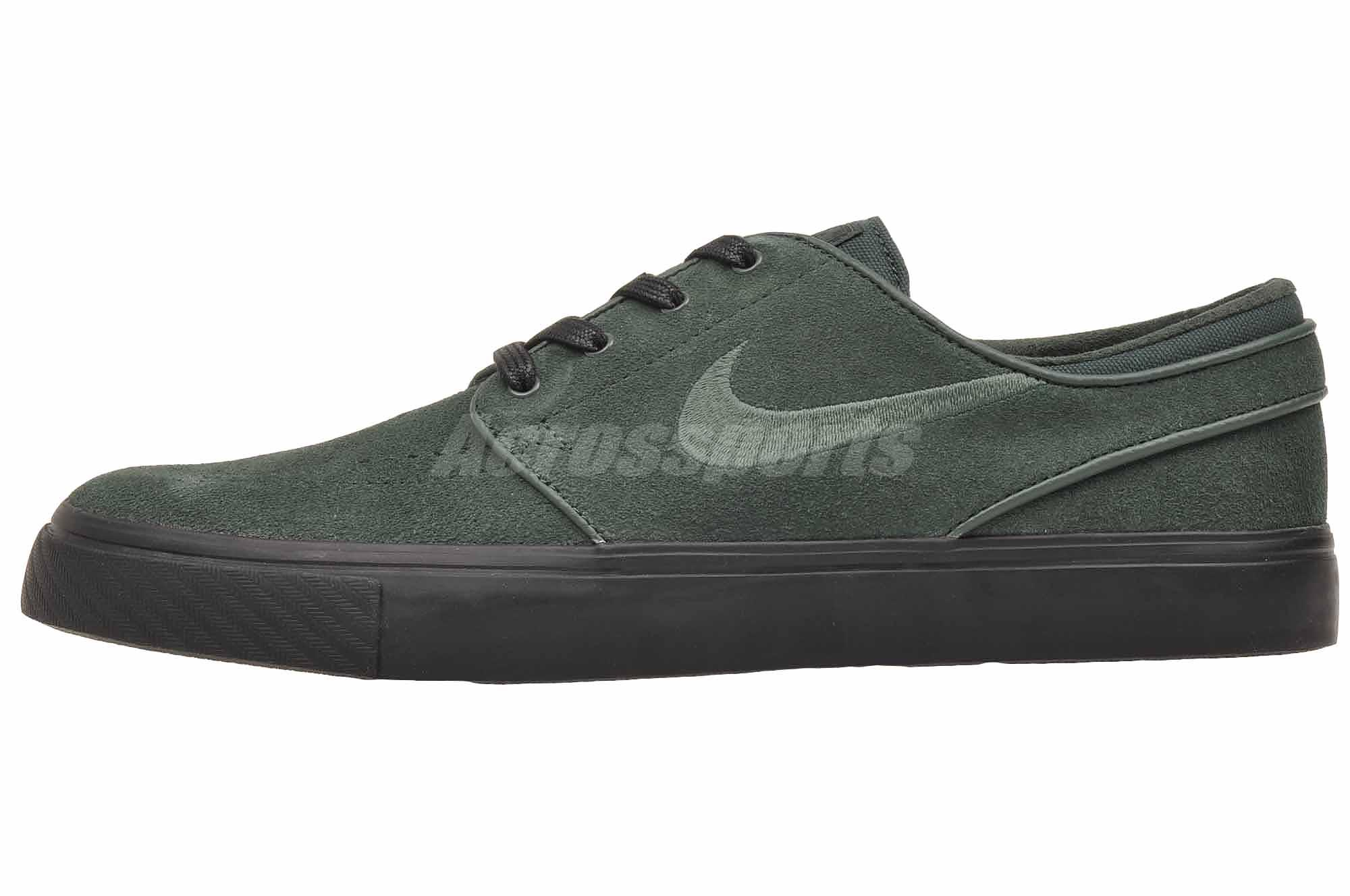 922b7d895776d Details about Nike Zoom Stefan Janoski Skate Boarding Mens SB Shoes Green  333824-312