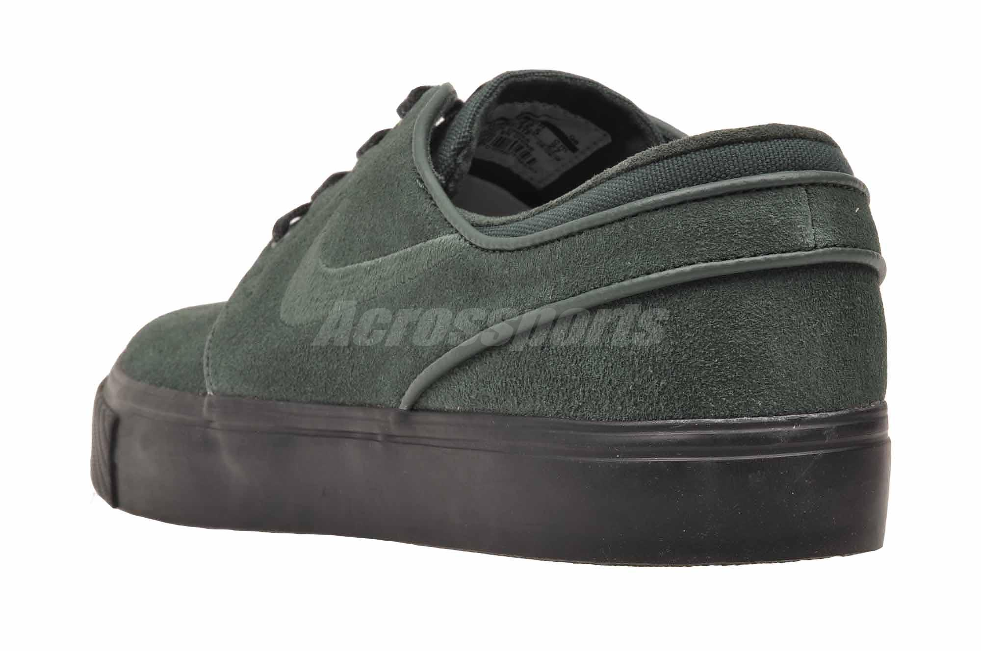 a6e00750ff17f Nike SB Zoom Stefan Janoski Sneakers Midnight Green Lifestyle Shoes 333824- 312