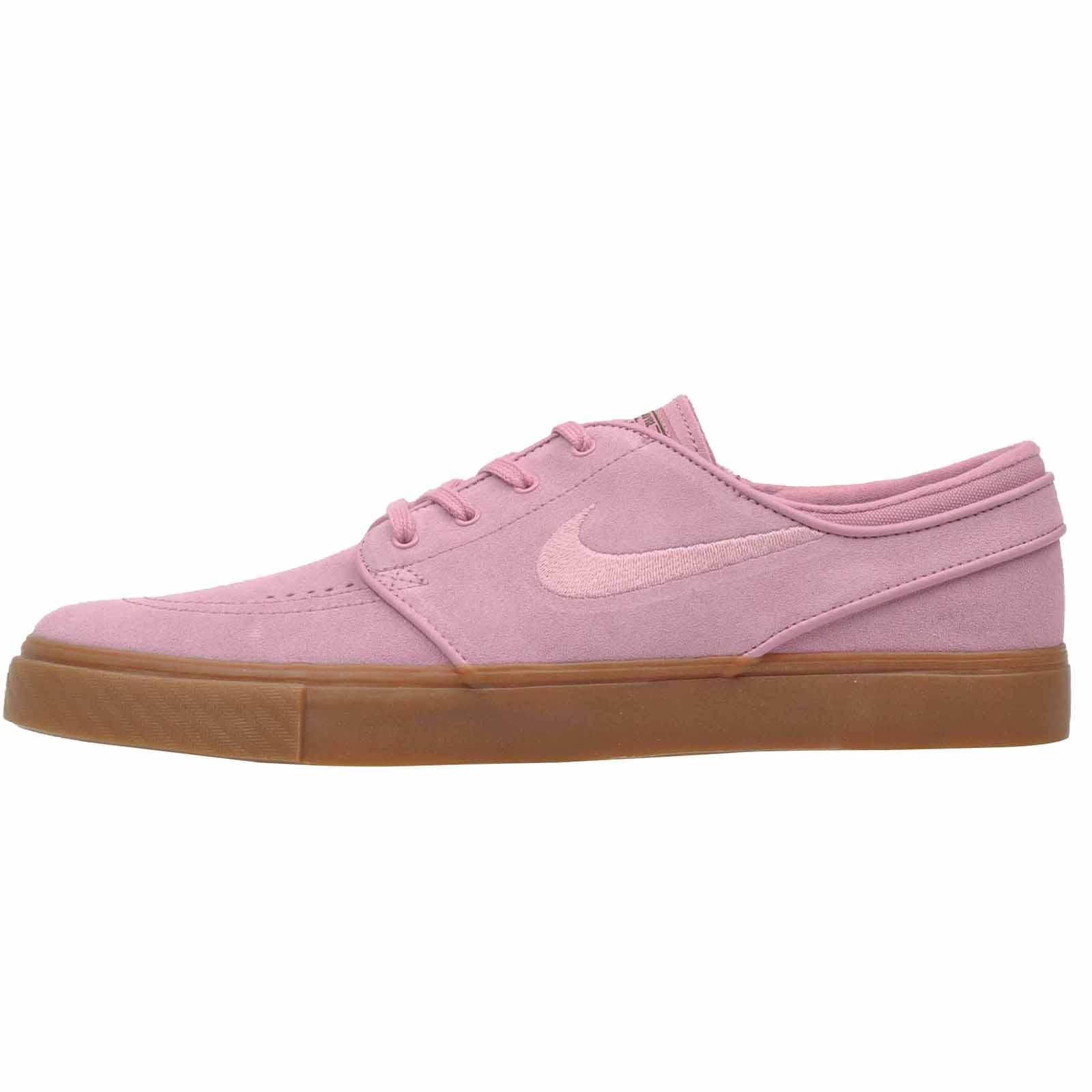 711a7608347 Nike Zoom Stefan Janoski Skate Boarding Mens Shoes SB Pink 333824 ...
