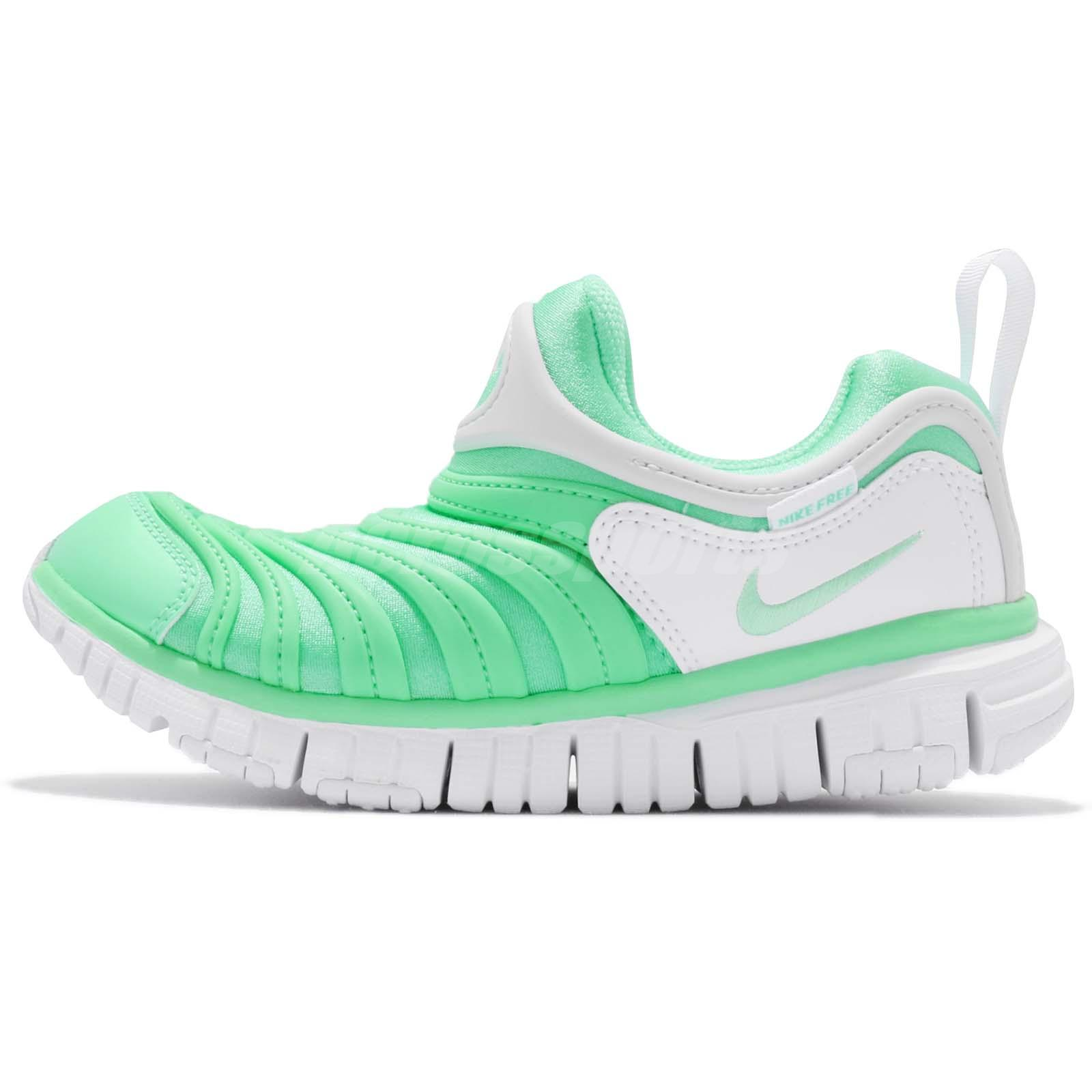 2eabcec9edc09 ... usa nike dynamo free ps green glow white preschool kids junior shoes  343738 309 bf9b0 15666