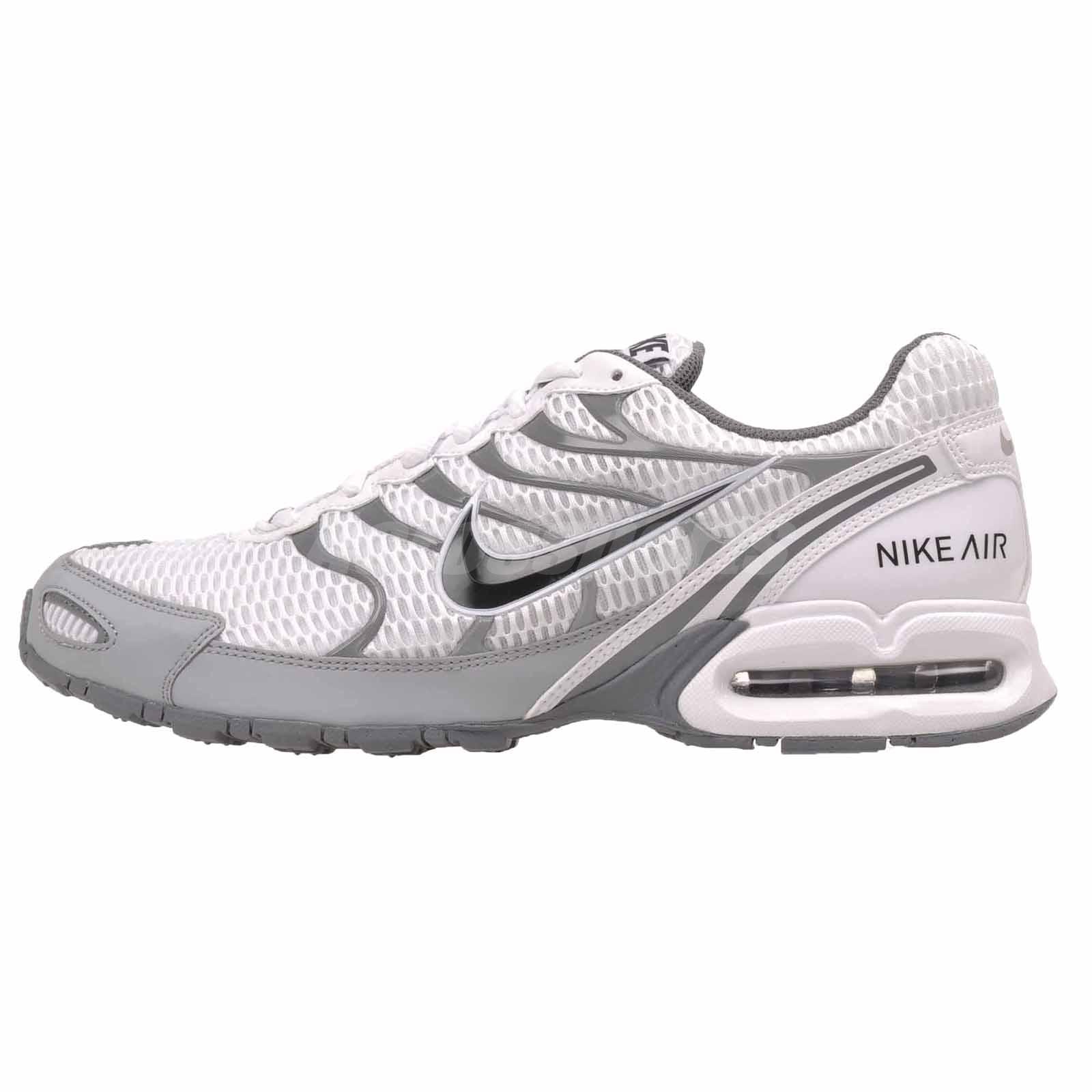 a77b5a3eedad Nike Air Max Torch 4 Cross Training Mens Shoes NWOB White 343846-100 ...