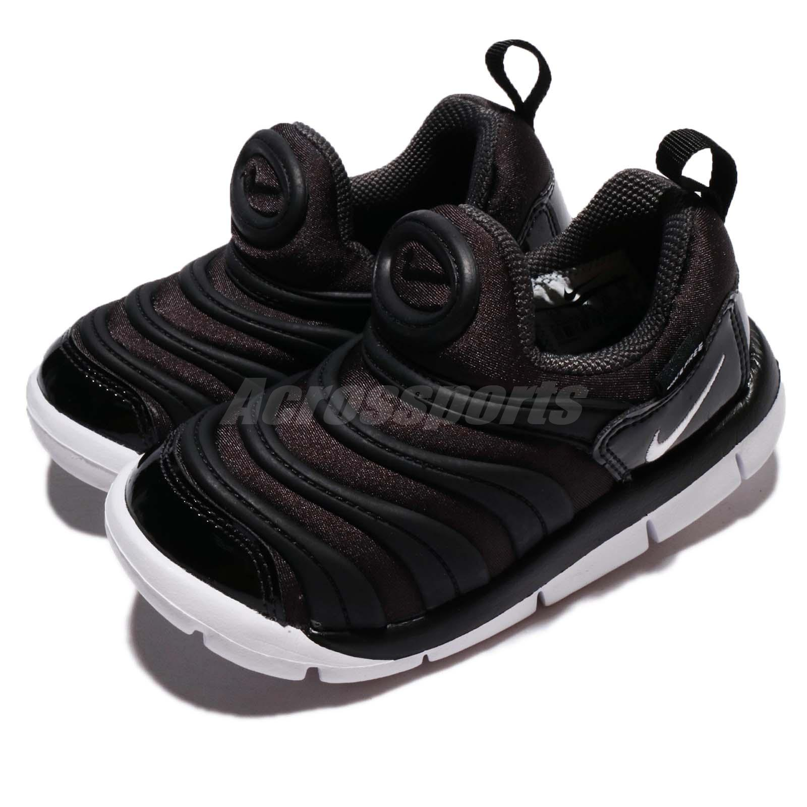 686848378c3b Details about Nike Dynamo Free TD Anthracite Black Toddler Infant Baby Shoe  Sneaker 343938-013