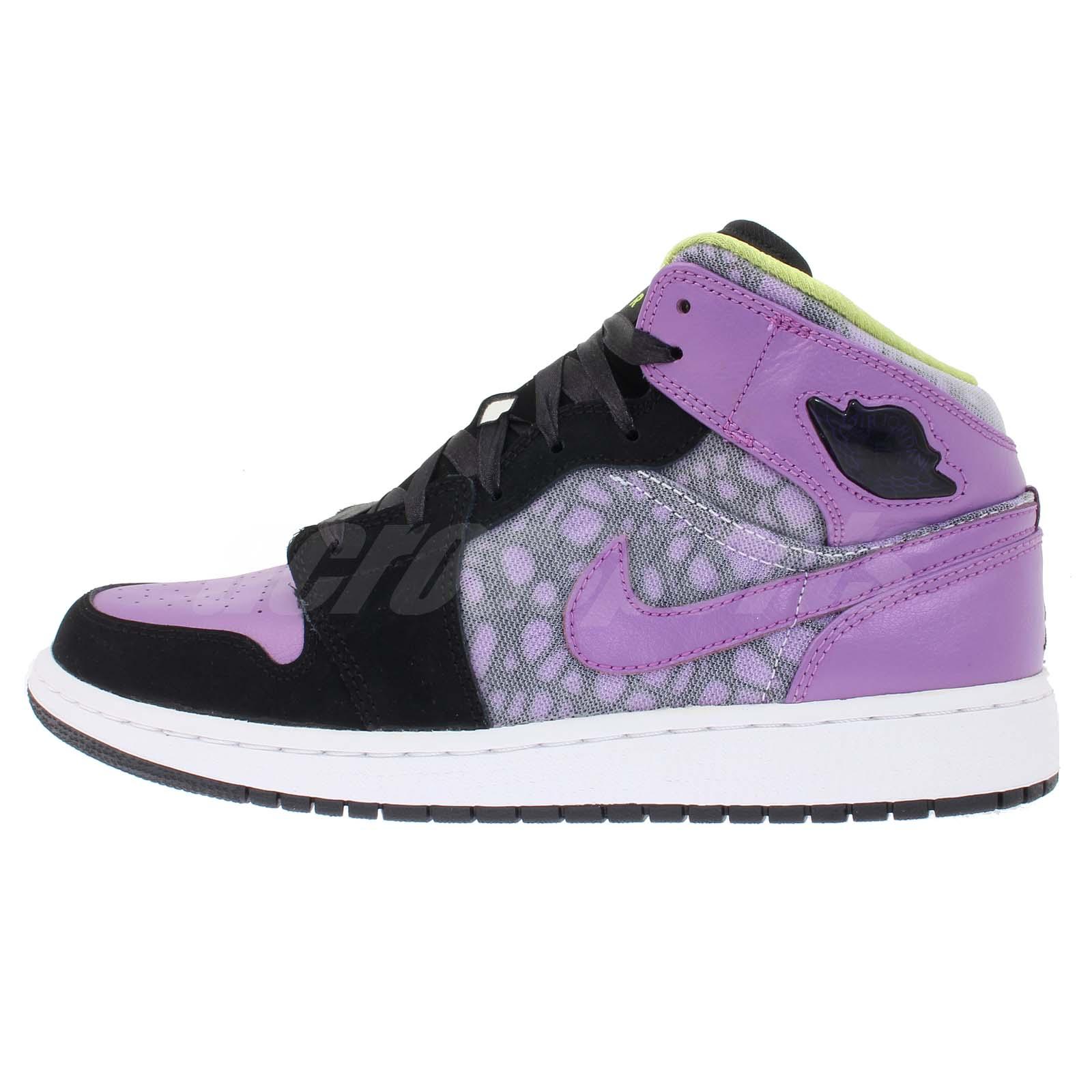 Nike Girls Air Jordan 1 Phat GS Girls/Womens/Youth ...