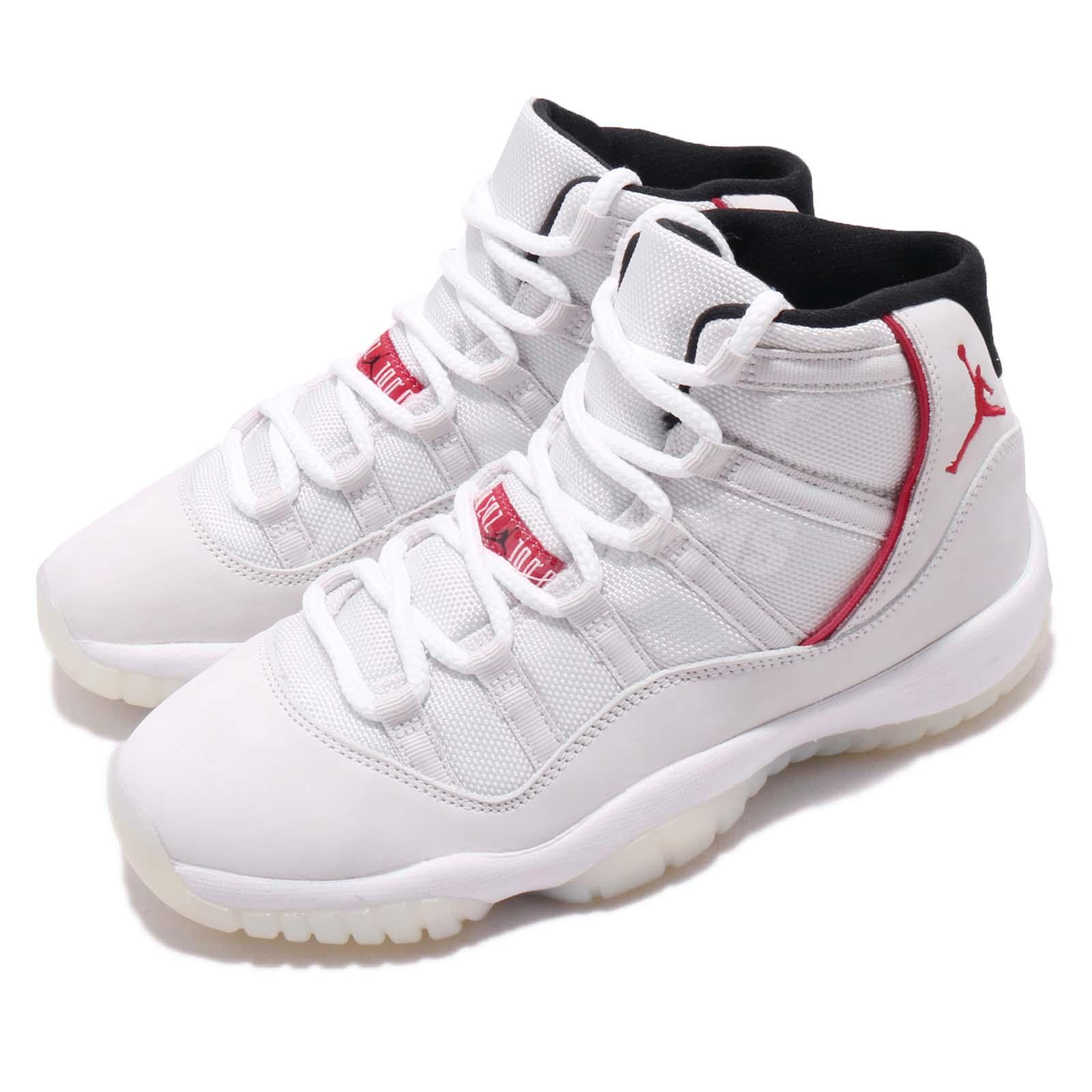 06f04a52d20990 Details about Nike Air Jordan 11 Retro BG GS XI Platinum Tint Womens Youth  Shoes 378038-016