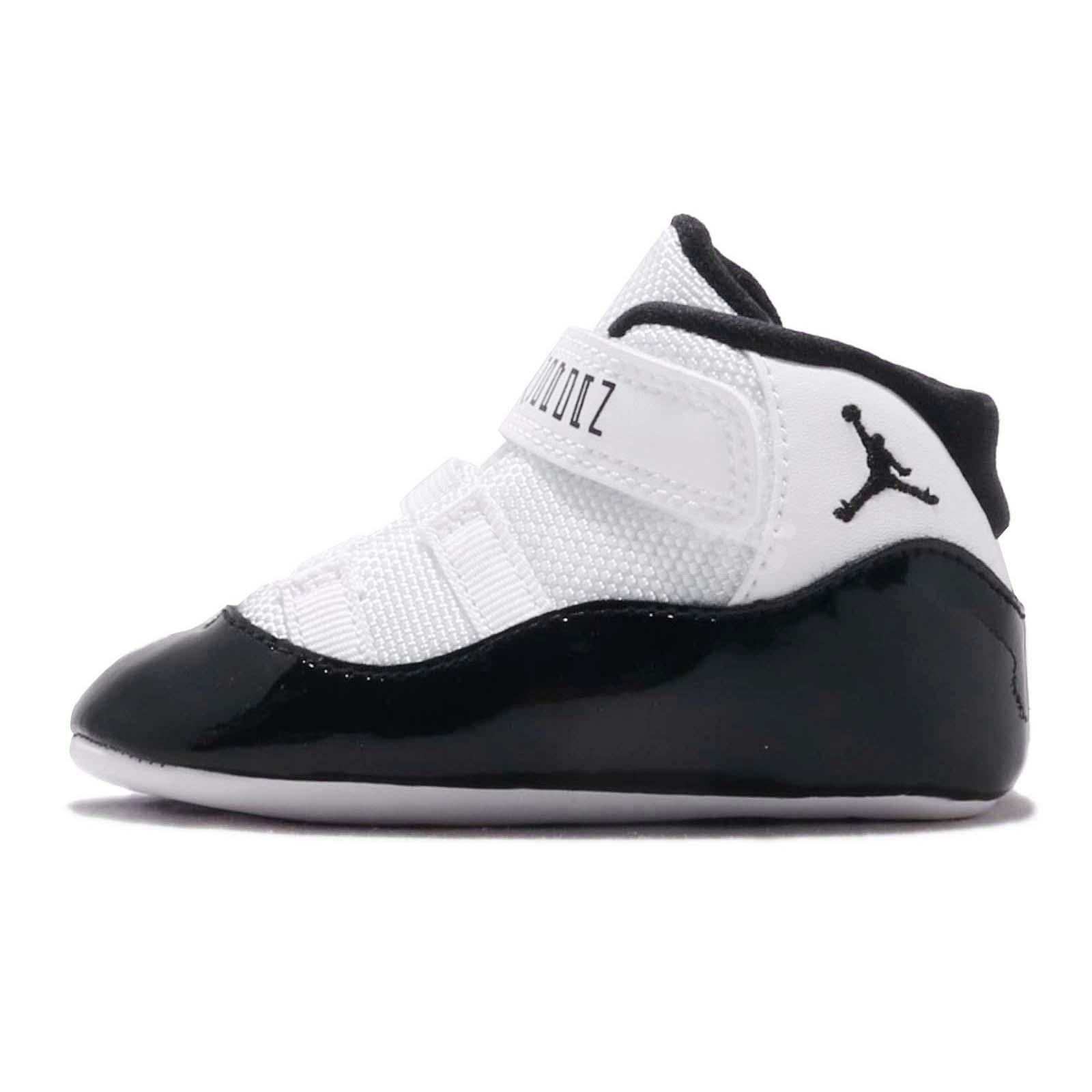 6f52a3092e5e20 Nike Jordan 11 Retro Gift Pack GP XI AJ11 Concord TD Toddler Infant  378049-100