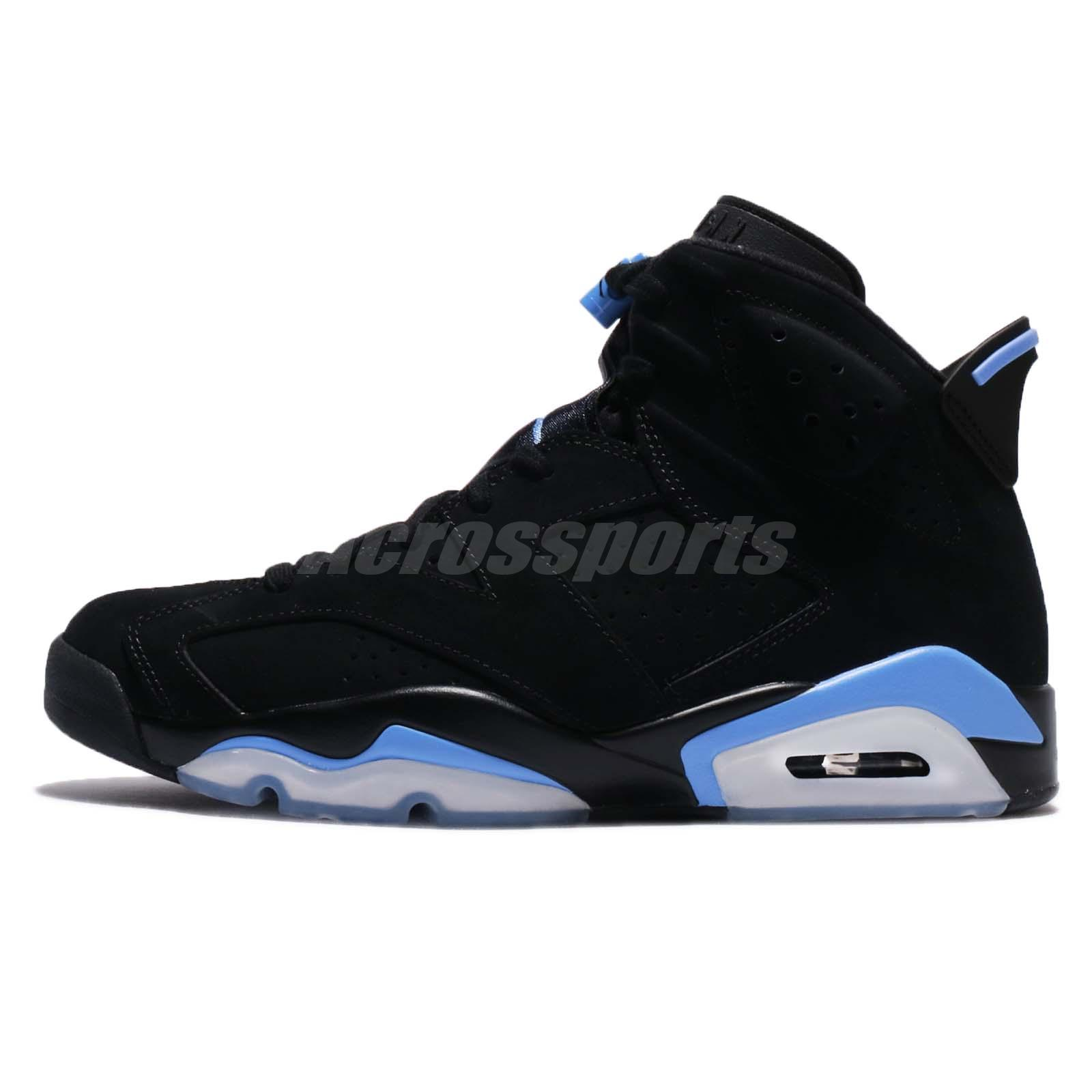 air jordan retro 6 unc ebay official site