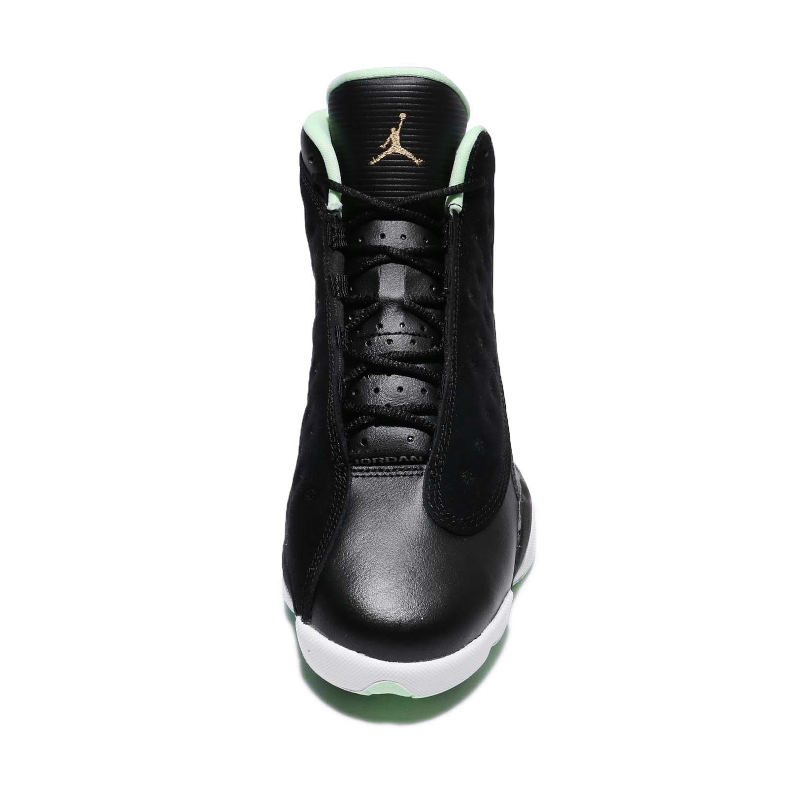 fa51651e682 Nike Air Jordan Retro 13 GG Left Foot With Discoloration Kid Youth ...