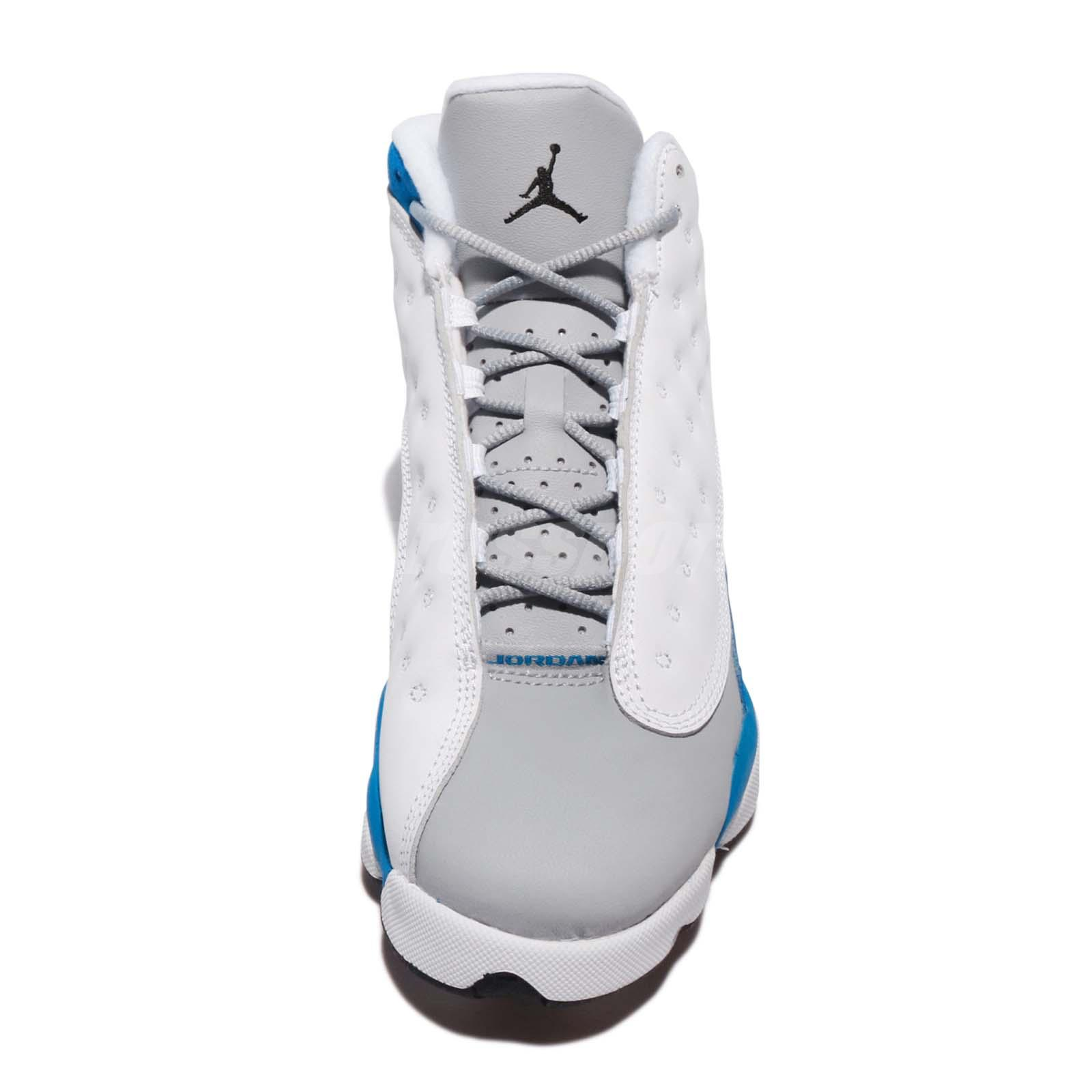 31e28e1cfaf Nike Air Jordan Retro 13 GG Right Foot With Discoloration Kid Youth ...