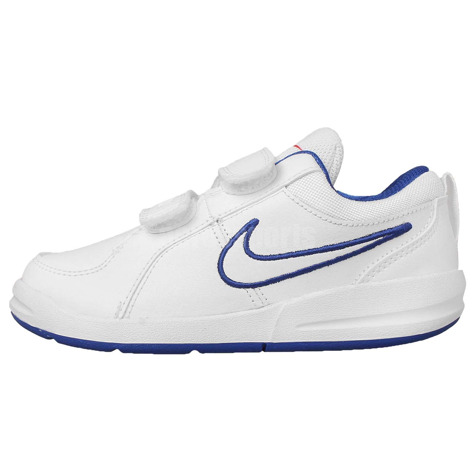Nike Velcro Shoes White