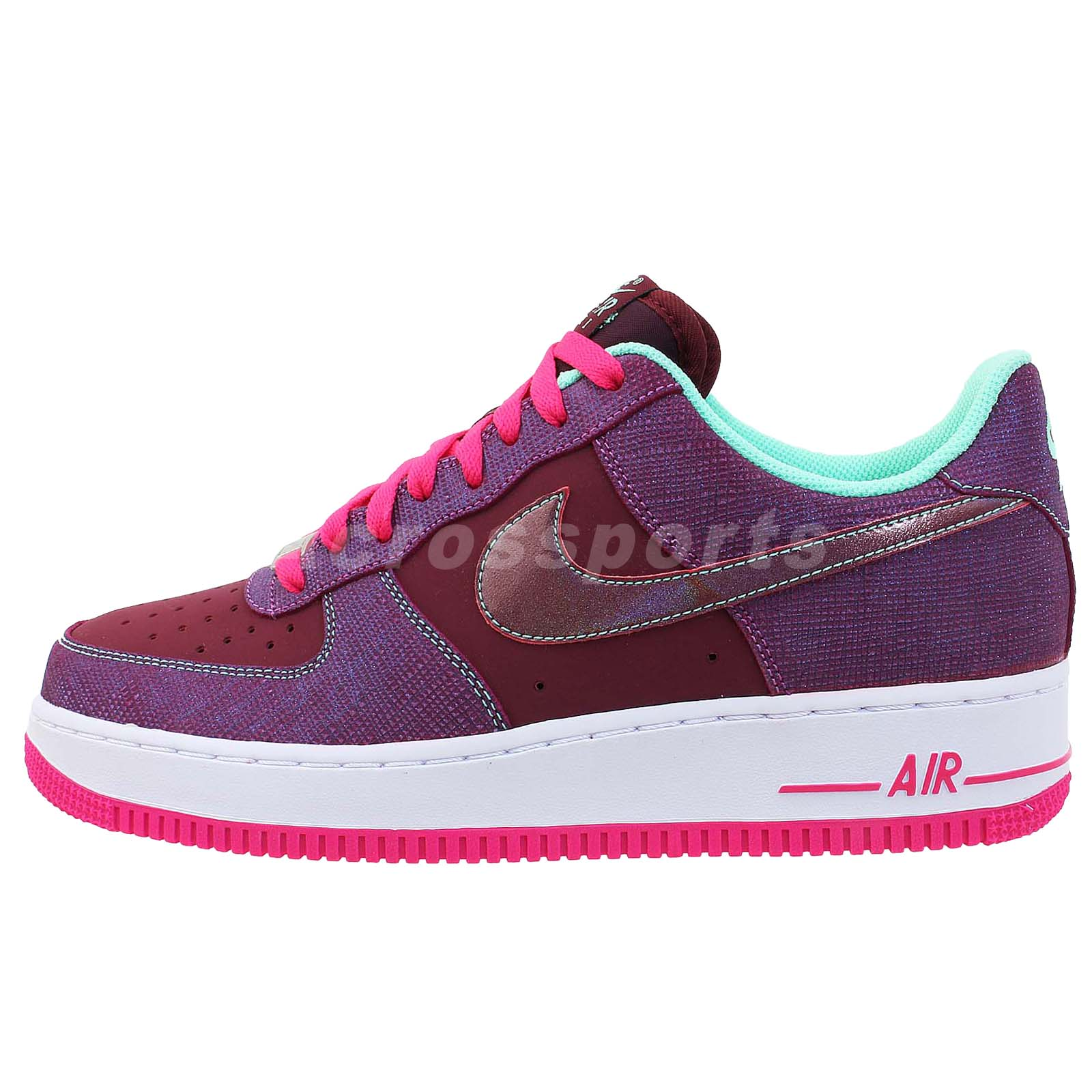 nike air force 1 purple pink 2013 mens classic casual. Black Bedroom Furniture Sets. Home Design Ideas