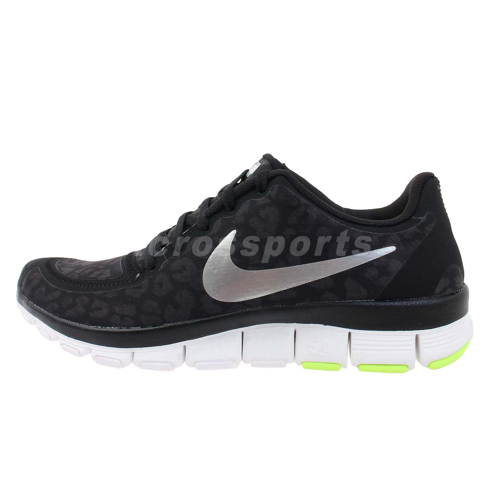 nike wmns free 5 0 v4 leopard 2013 womens running shoes. Black Bedroom Furniture Sets. Home Design Ideas