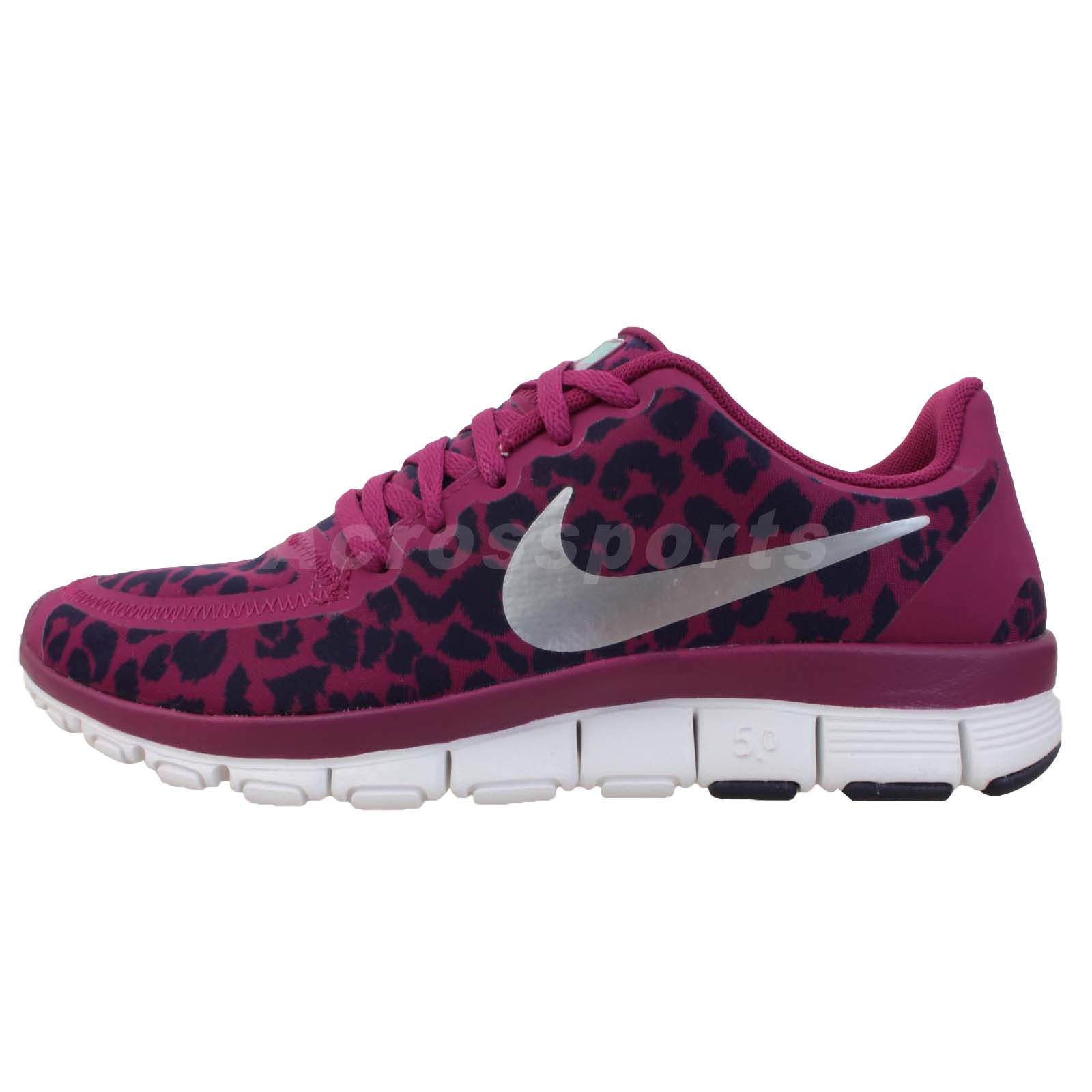 nike wmns free 5 0 v4 leopard 2013 womens cross training. Black Bedroom Furniture Sets. Home Design Ideas
