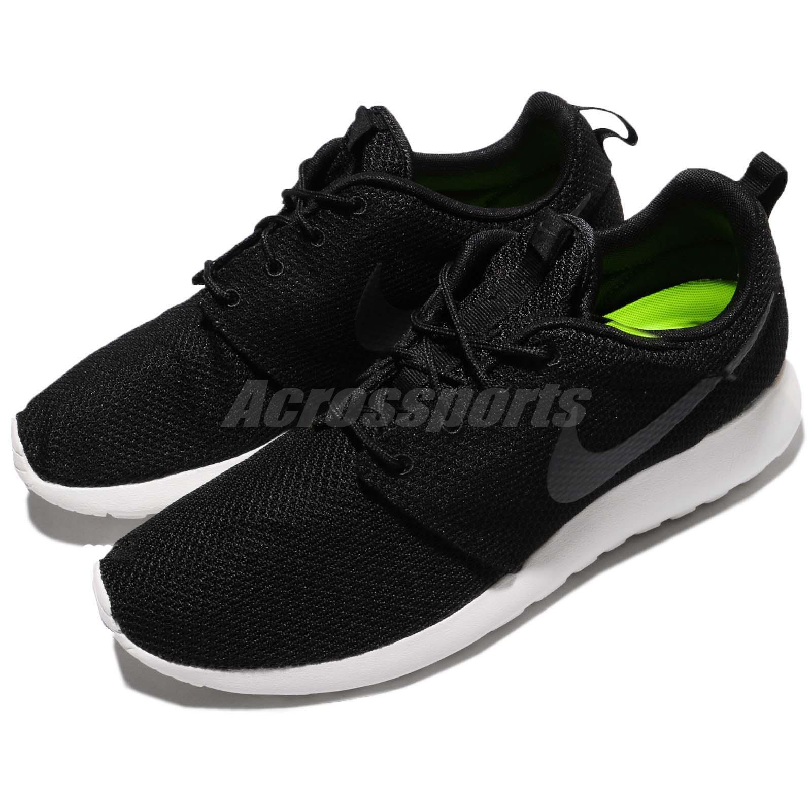 promo code 1bf91 c7d99 Details about Nike Roshe One Men Sportswear Running Casual Shoes Rosherun  Sneakers 511881-010