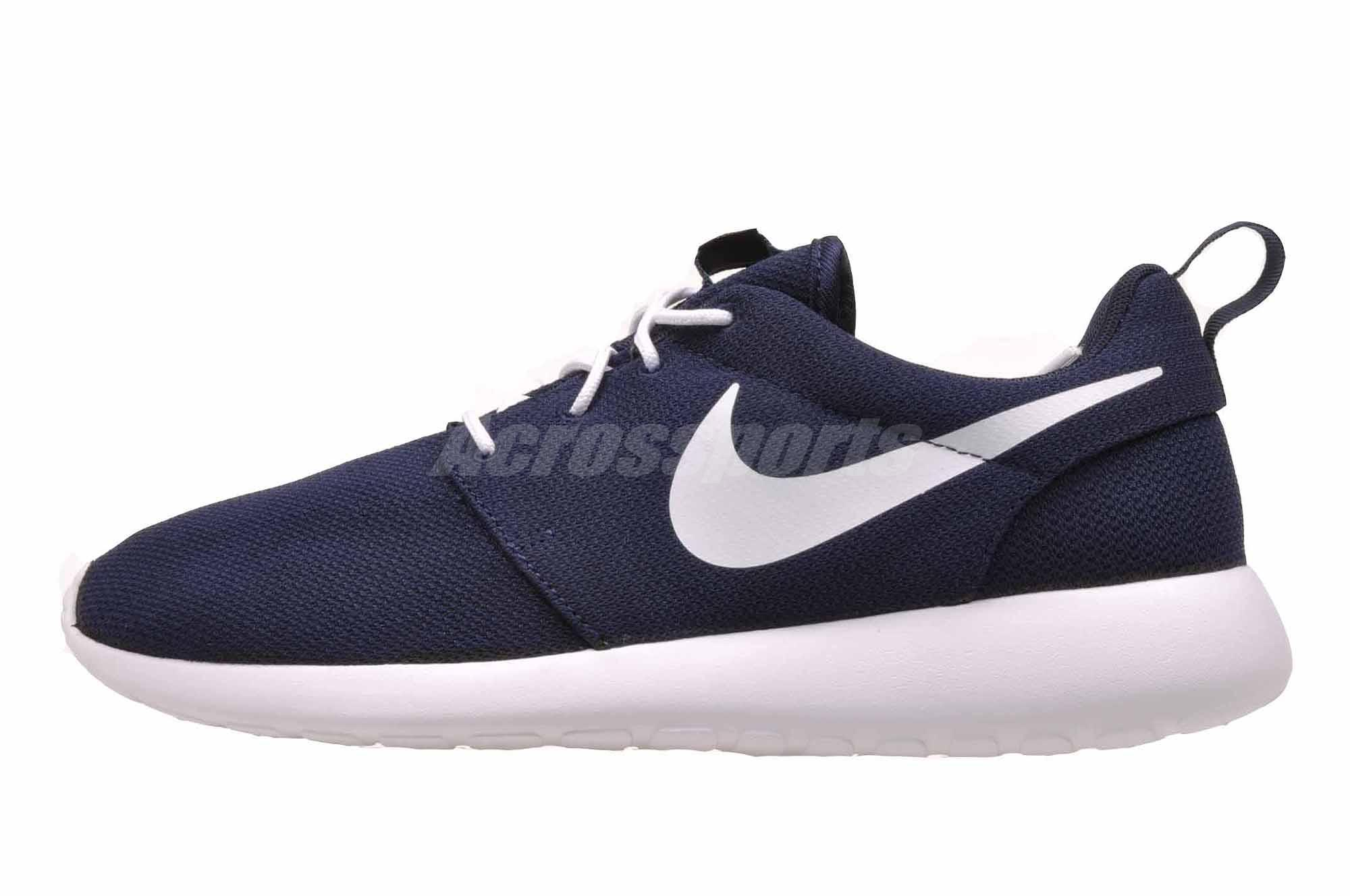 3bc391b054552 Details about Nike Roshe One Rosherun Casual Mens Shoes Fashion Sneakers Blue  511881-423