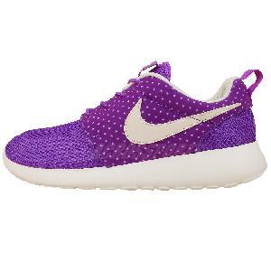 meet 07157 e64bc womens nike roshe run woven casual shoes