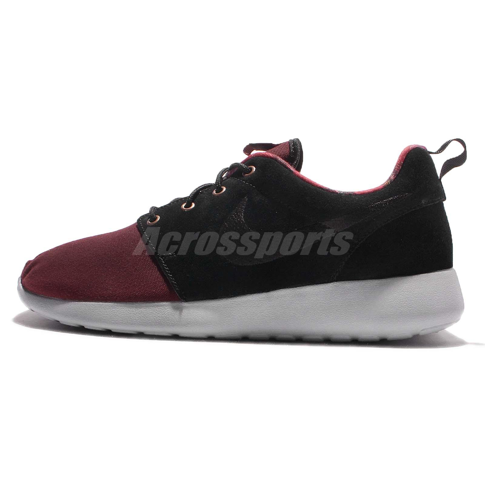 d1c4d59e71fb1 ... new zealand nike roshe one premium rosherun night maroon black men  running shoes 525234 602 7fc71