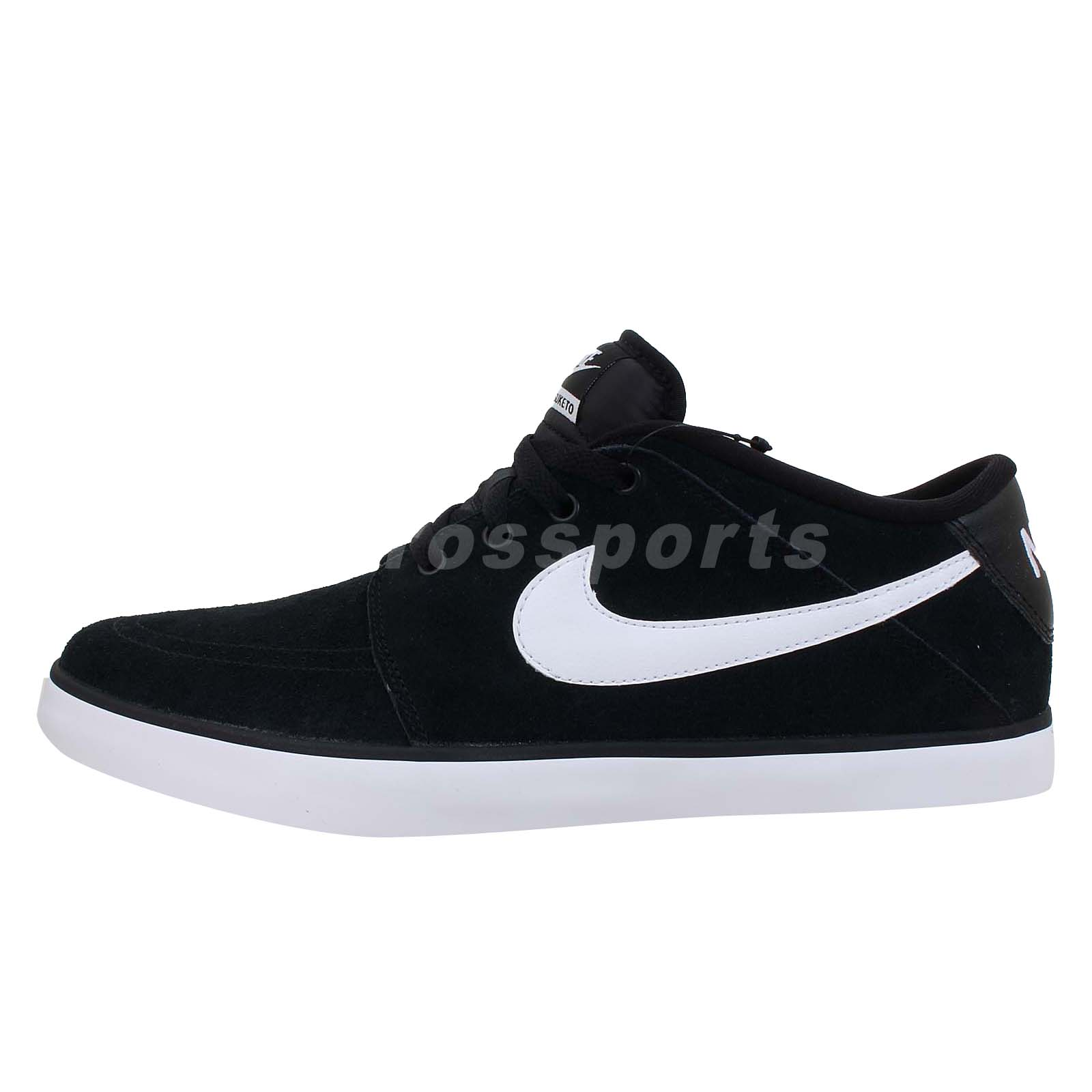 Nike Suketo Leather 2013 Mens Casual Shoes NSW Sportswear ...