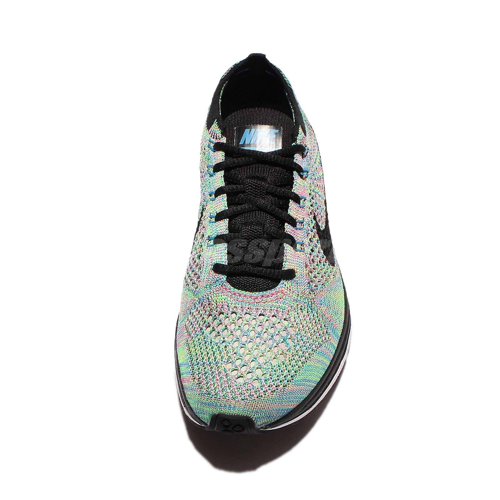 Nike Flyknit Corredor Multicolor 2.0 Ebay Sitio Oficial AAOkblAtZ