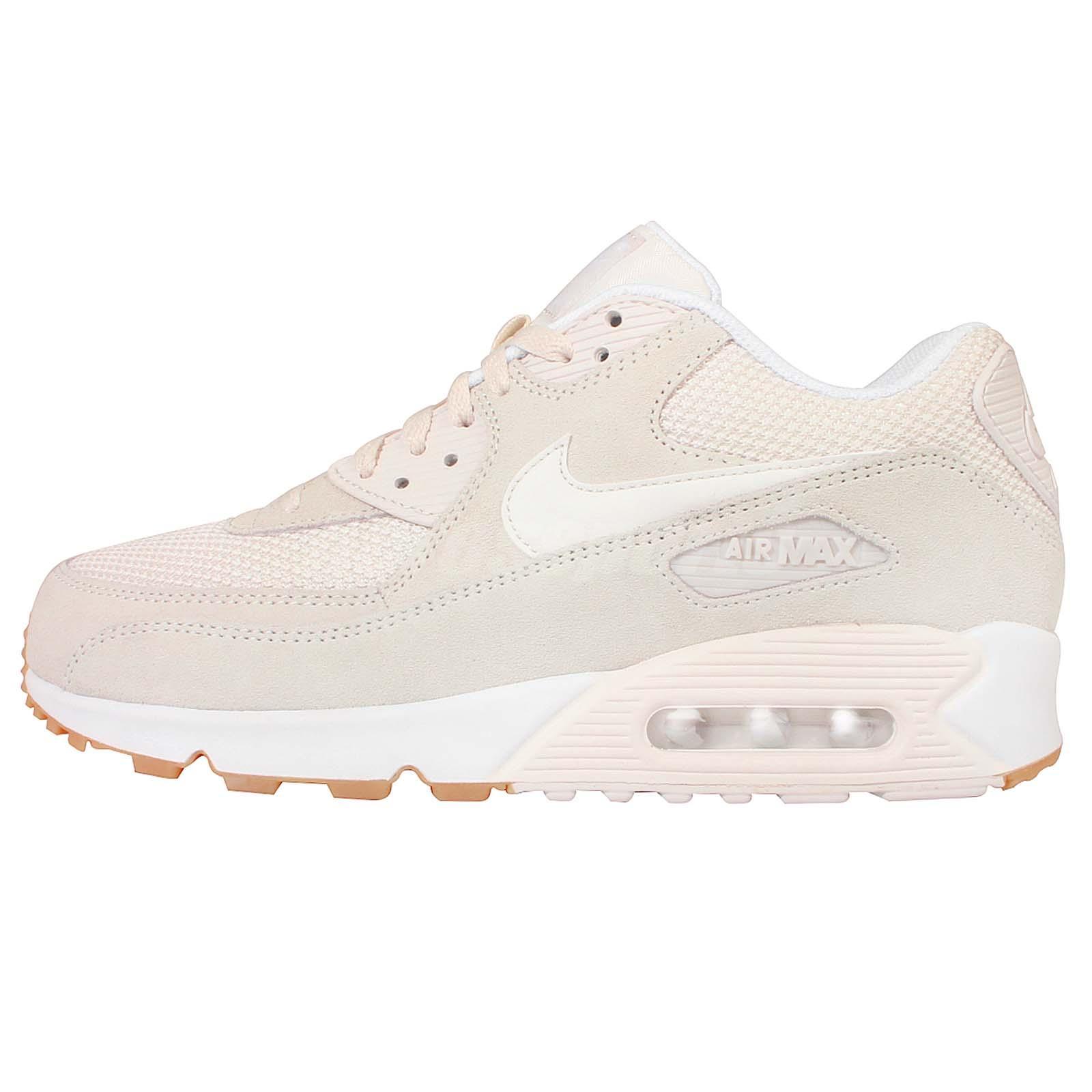 211798ffef7 Grey Suede Nike Air Max 90 Nike Air Max 90 Red