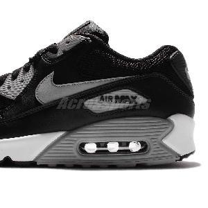 meilleure sélection 4cdab 4baea Nike Air Max 90 Essential Noir 537384-056 42.5, nike air ...