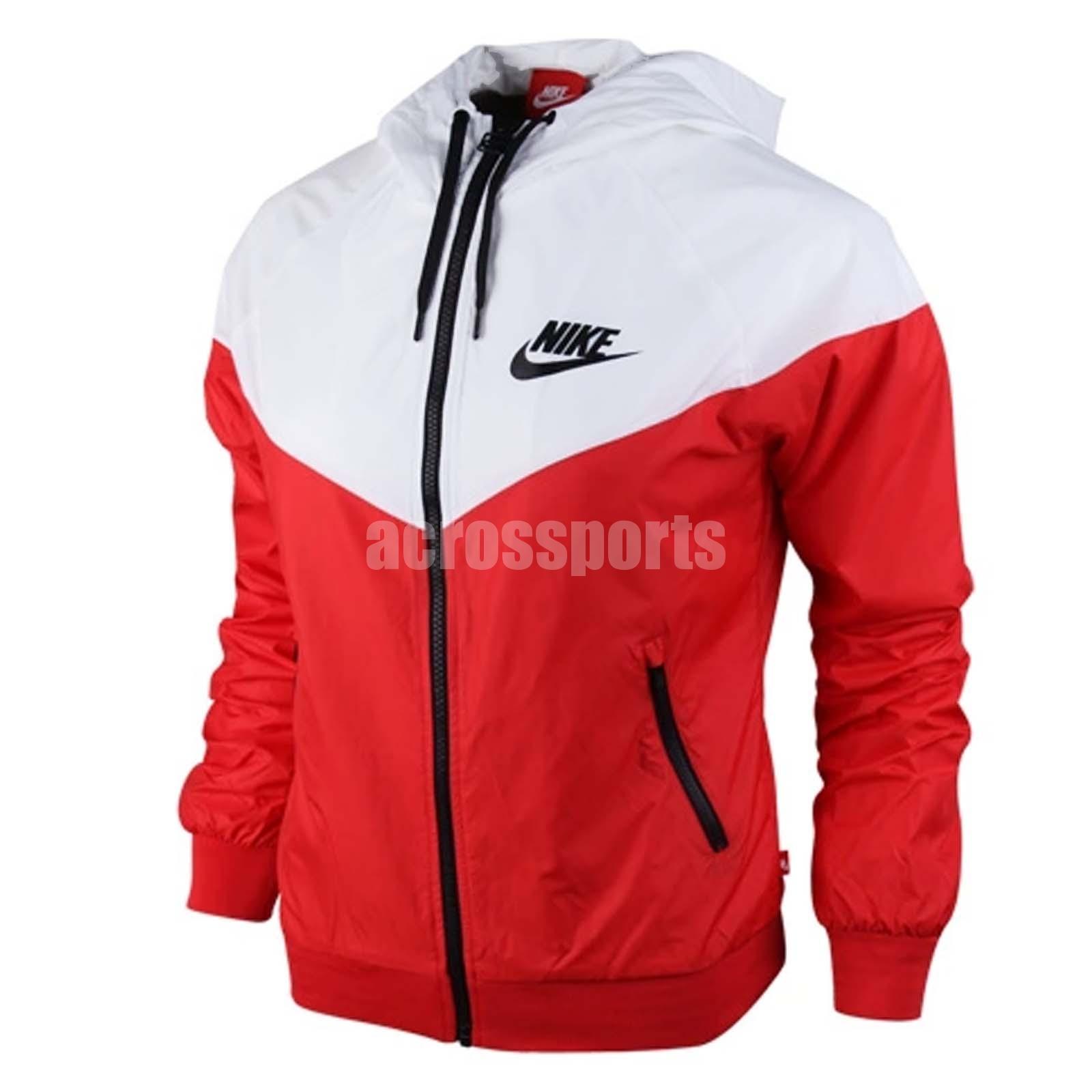 5dfc4756743a nike hoodie red