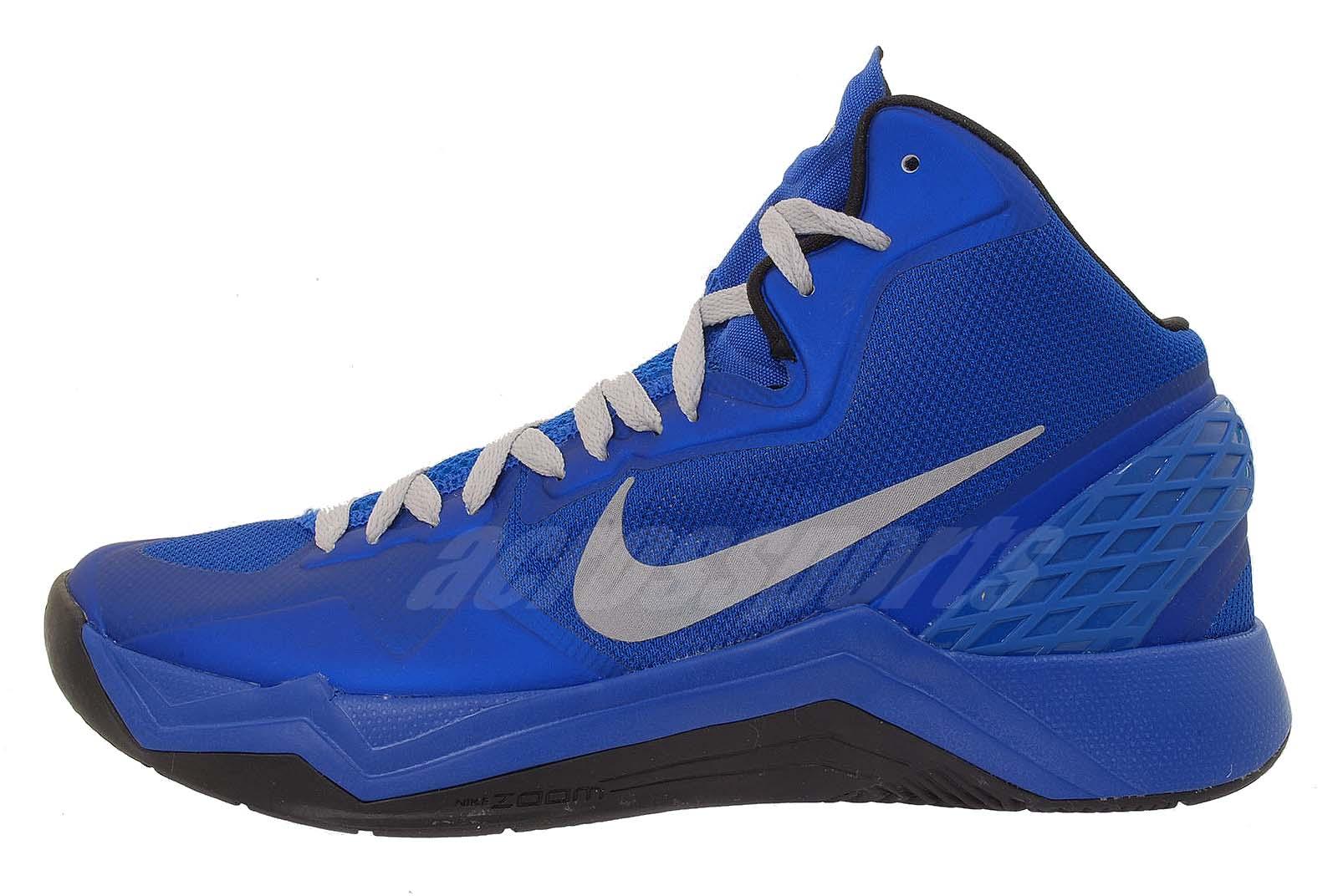 Nike Zoom Hyperdisruptor Game Blue 2013 Mens Air ...
