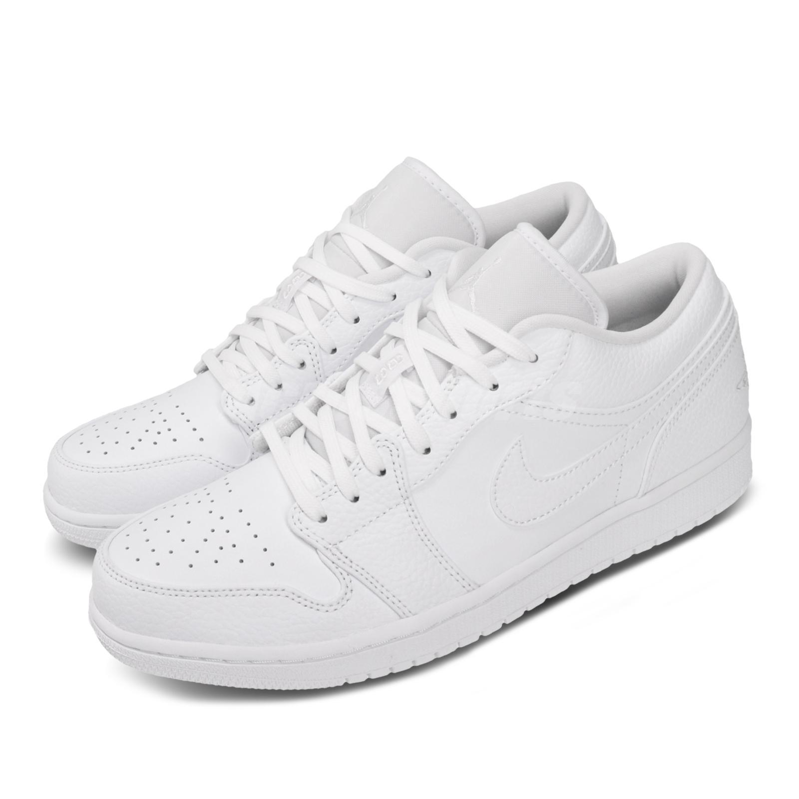 Nike Air Jordan 1 Low I AJ1 Triple