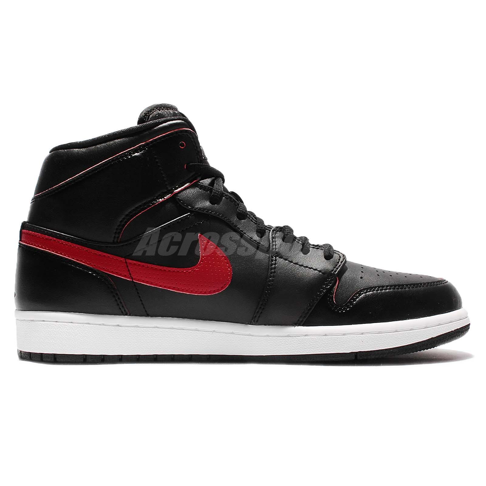 f64253ca757a ... Condition Brand New With Box Nike Air Jordan 1 Mid Mens Basketball  Shoes Nike Jordan ...