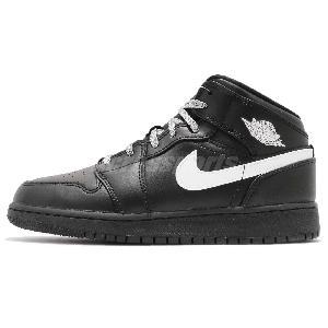 44e72bc59b84 Nike Air Jordan 1 Mid   Hi GS   GG   BG Kids Youth Womens AJ1 ...