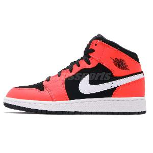 reputable site 34db5 57020 Nike Air Jordan 1 Mid   Hi GS   GG   BG Kids Youth Womens AJ1 ...