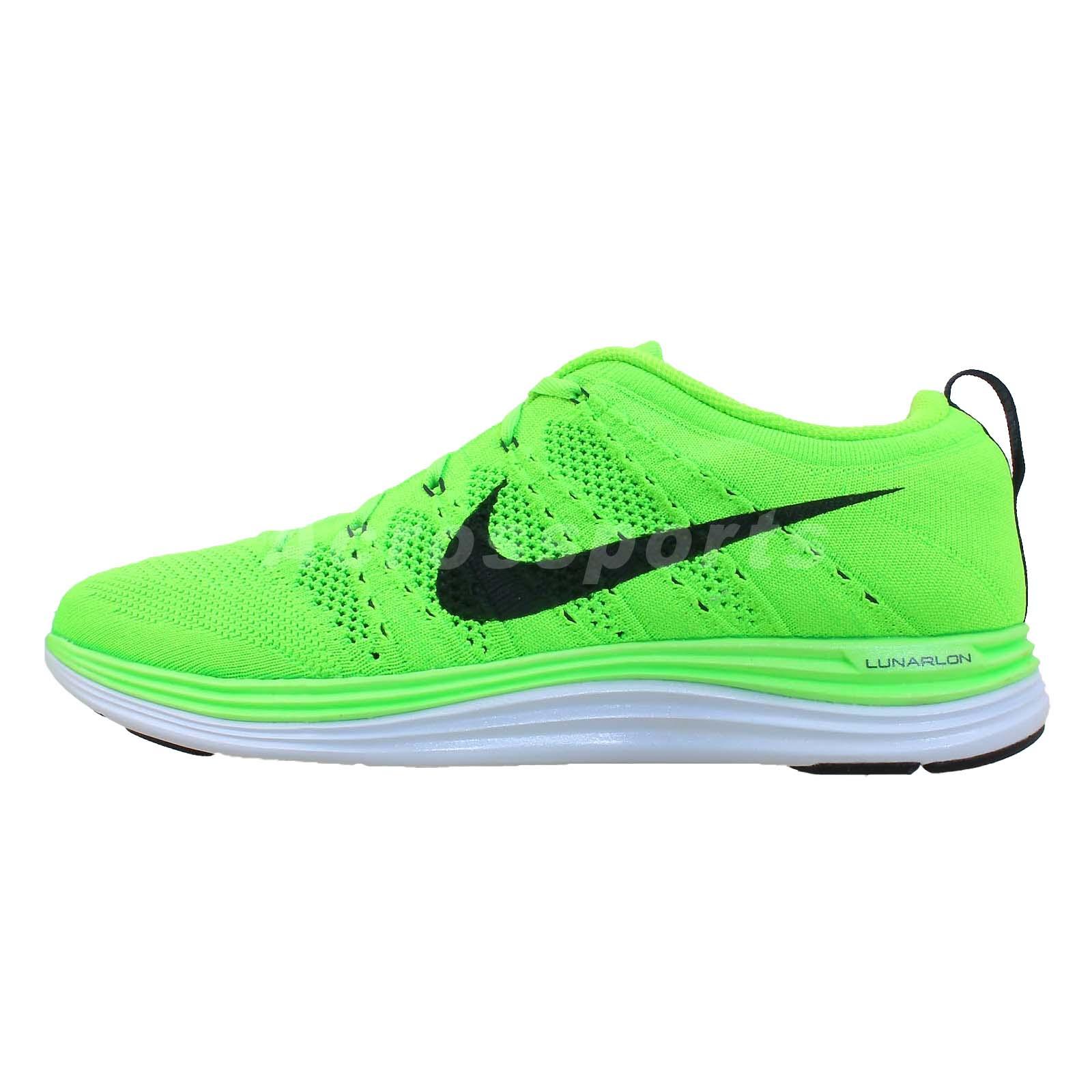 Nike Flyknit Lunar1 One 2013 Mens Running Shoes Runner ...