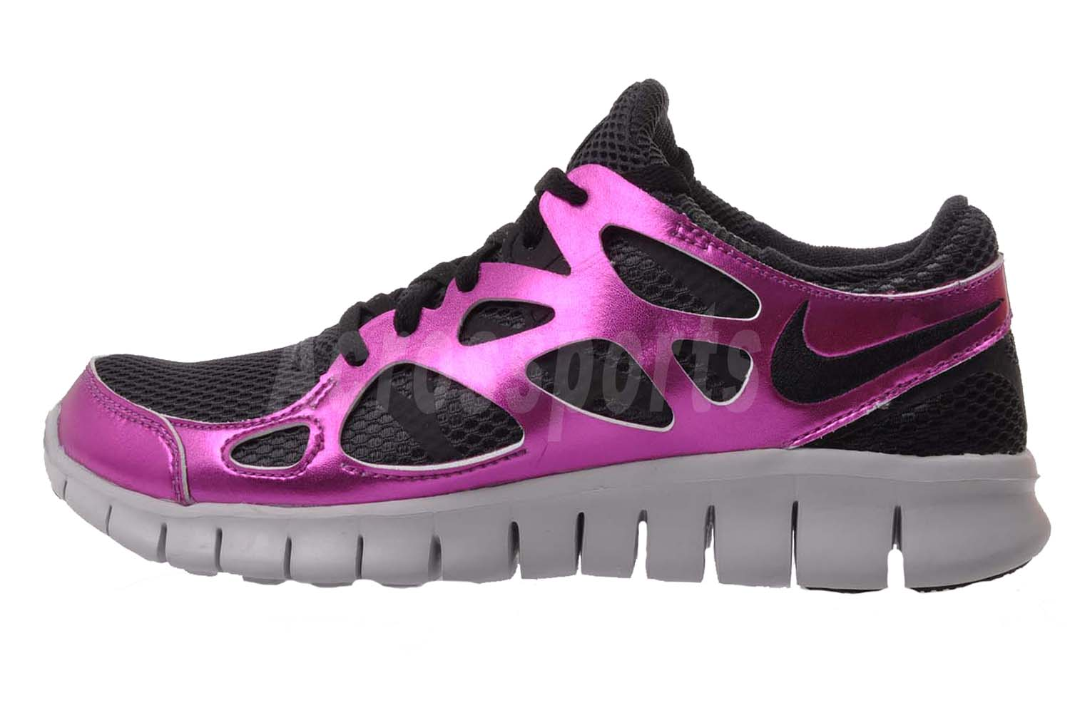 finest selection 640ac d86ed ... Nike Free Run 2 Ext Sneaker Pink ...