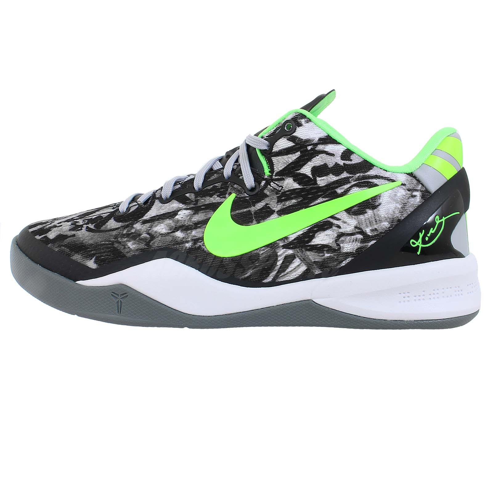 Nike Kobe 8 GS VIII Graffiti Bryant Kids Boys Youth Womens ...