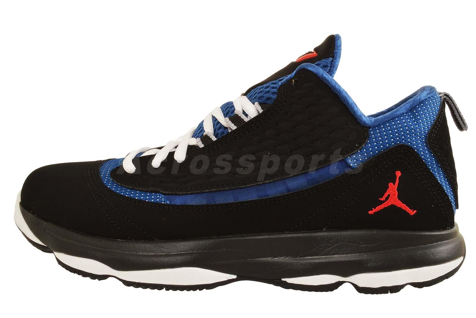 Nike Jordan CP3.VI AE GS Black Chris Paul 6 Youth Boys ...