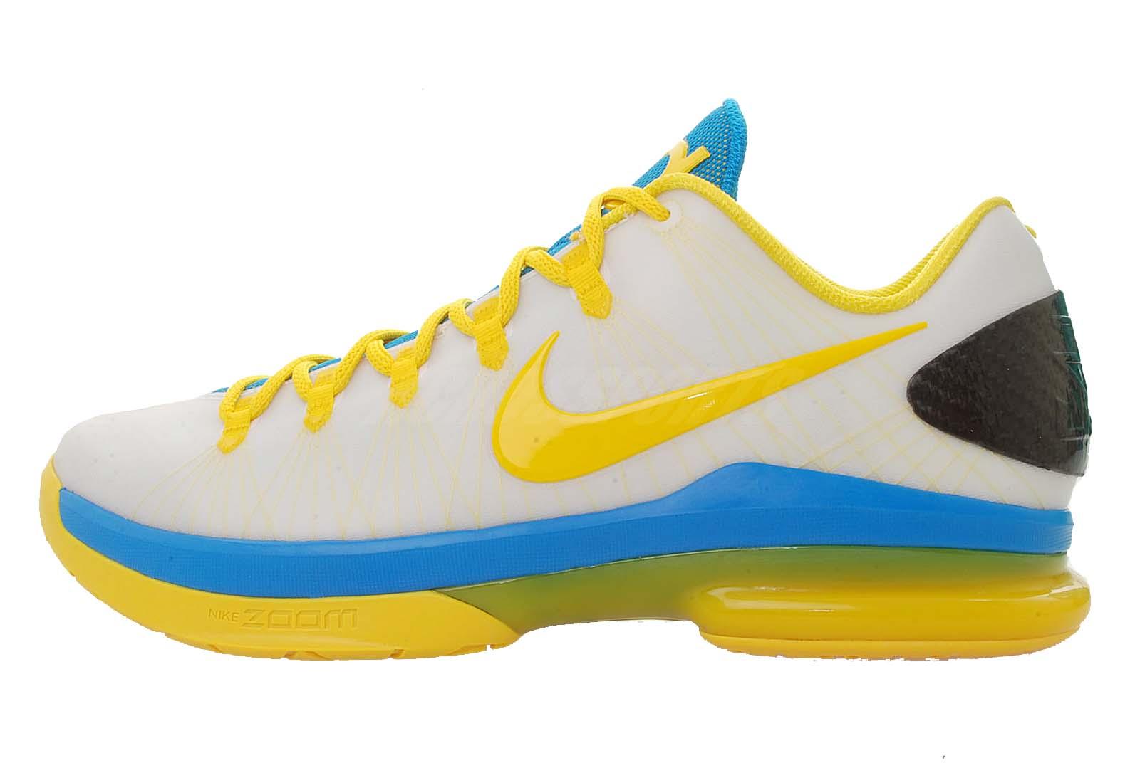 reputable site e3e5b 021e2 Nike KD V Elite 5 Playoffs Superhero Kevin Durant OKC White Blue Orange  Pick 1   Clothing, Shoes   Accessories, Men s Shoes, Athletic   eBay!