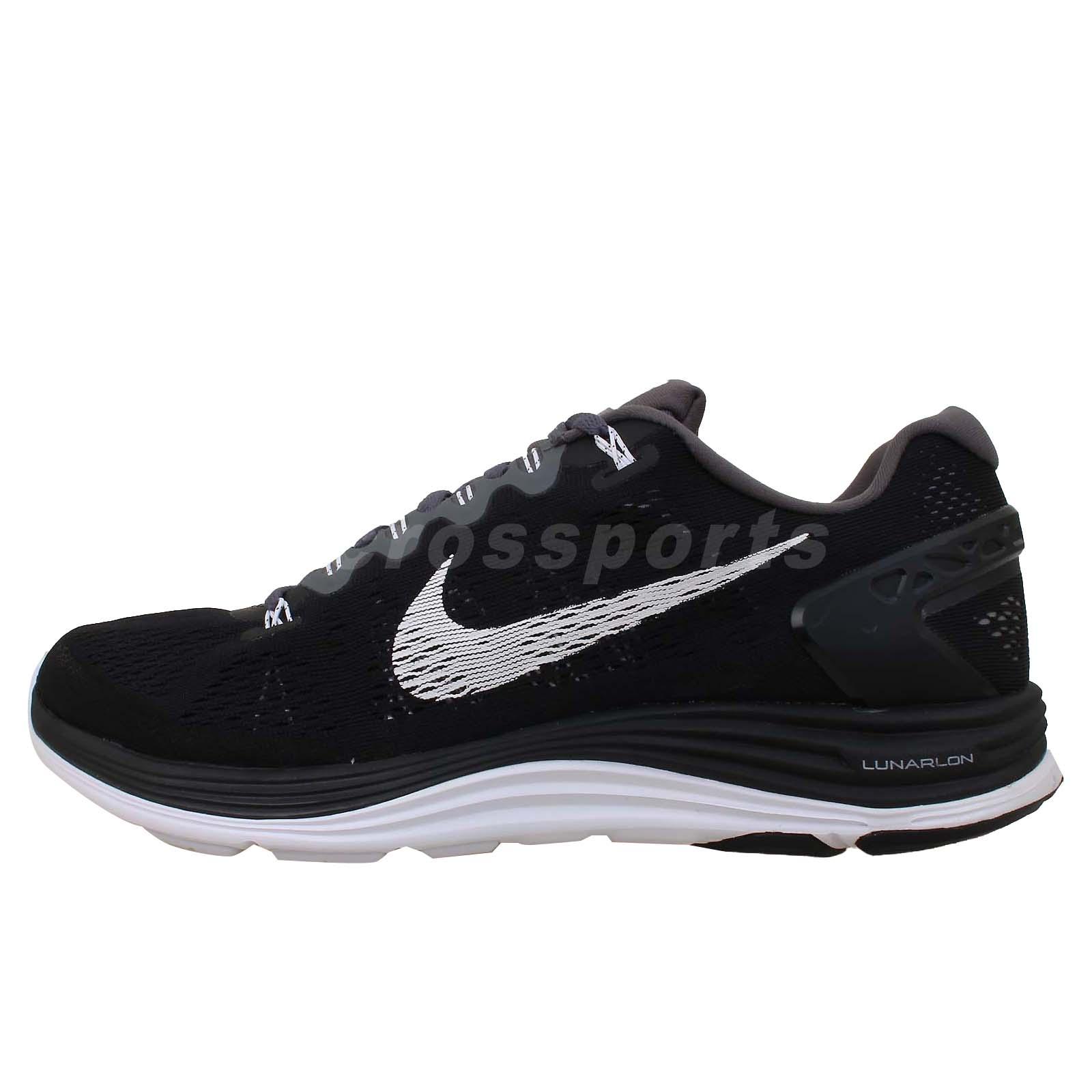 Nike Lunarglide 5 V 2013 Mens Running Shoes Lunarlon ...