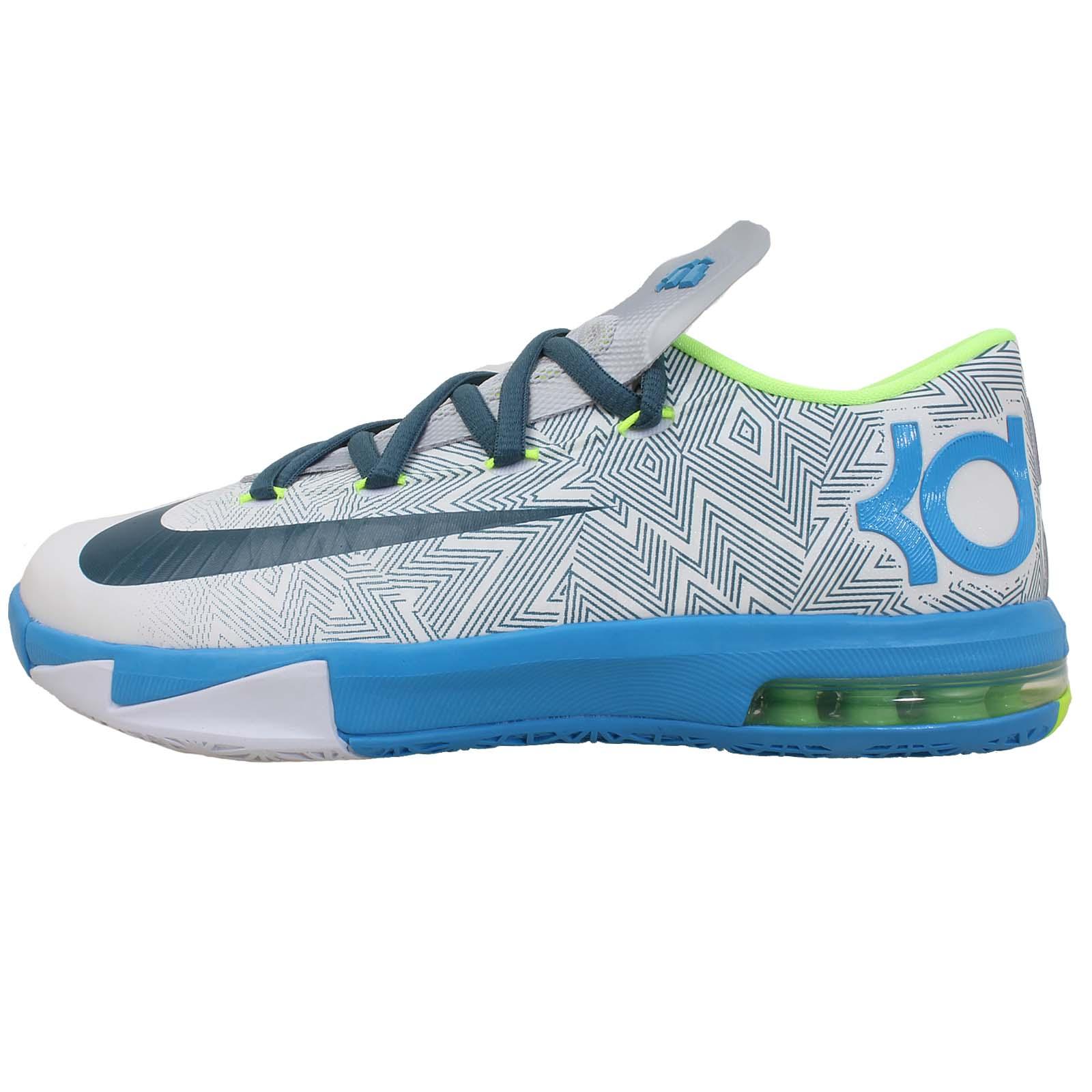 Nike KD VI 6 GS Air Max Kevin Durant Boys Kids Youth ...